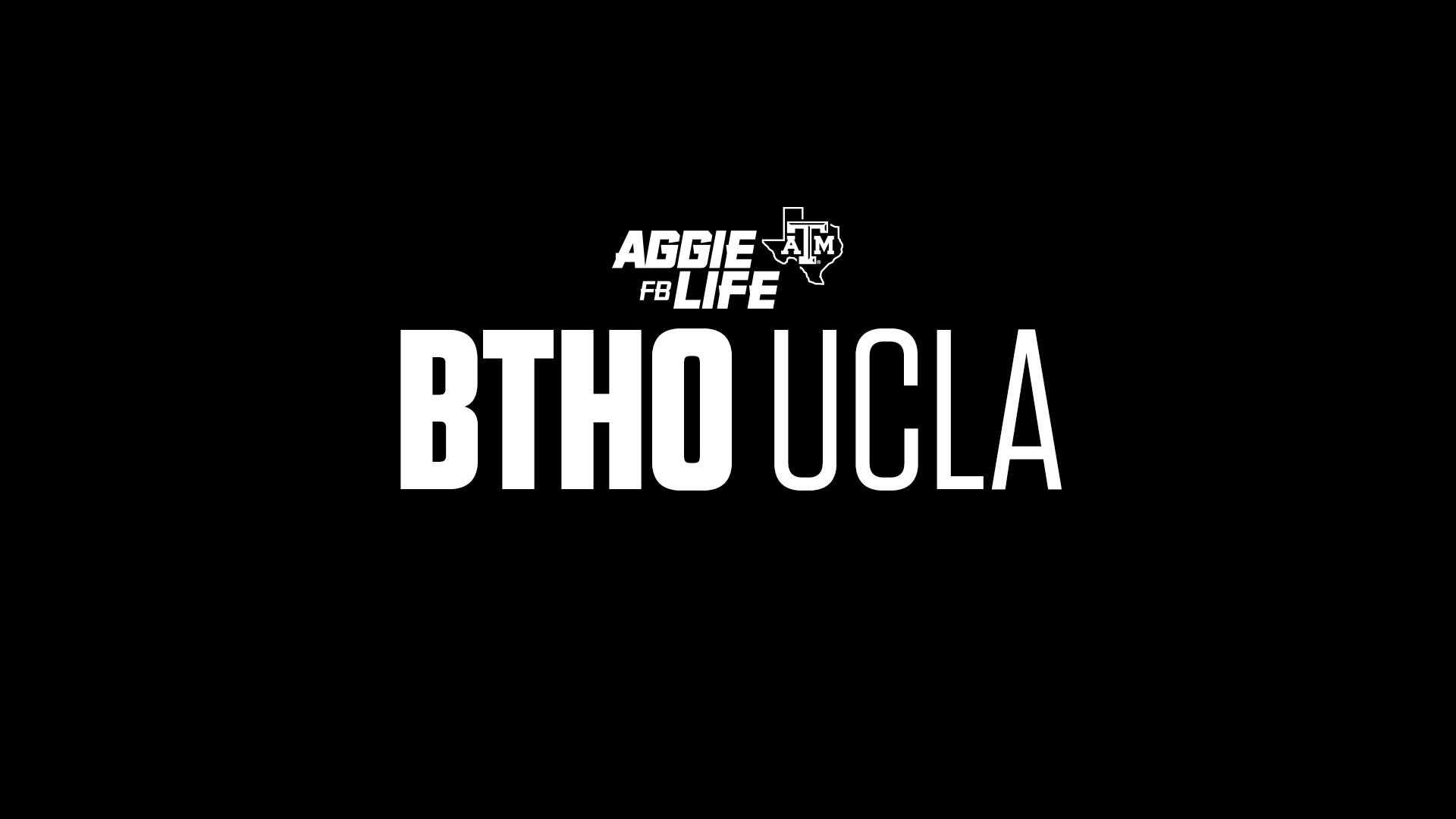 BTHO UCLA | 9.3.16