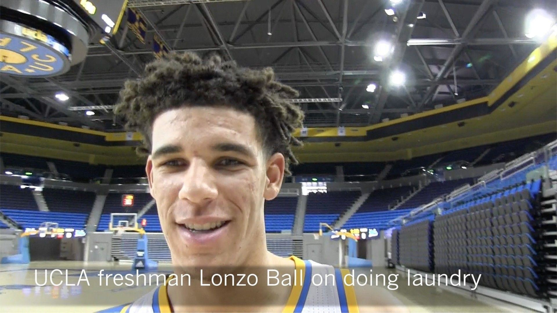 … Wallpaper HD Lonzo Ball does laundry – LA Times …