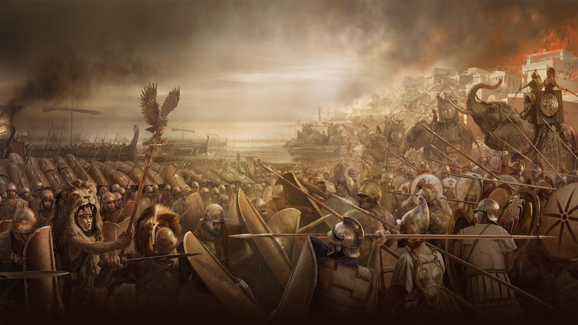 Roman Legion Wallpapers – WallpaperPulse