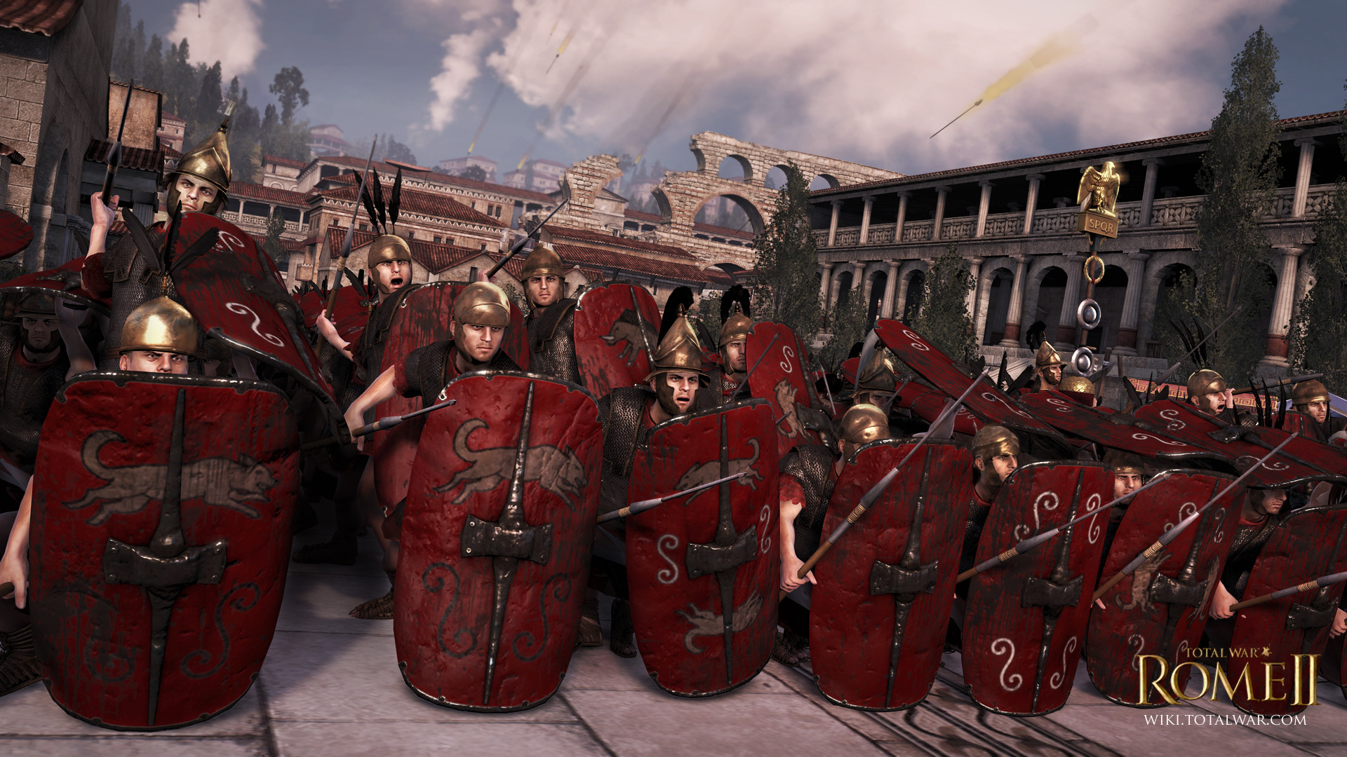 Wallpaper HD : Total War : Rome 2 Free Wallpaper !