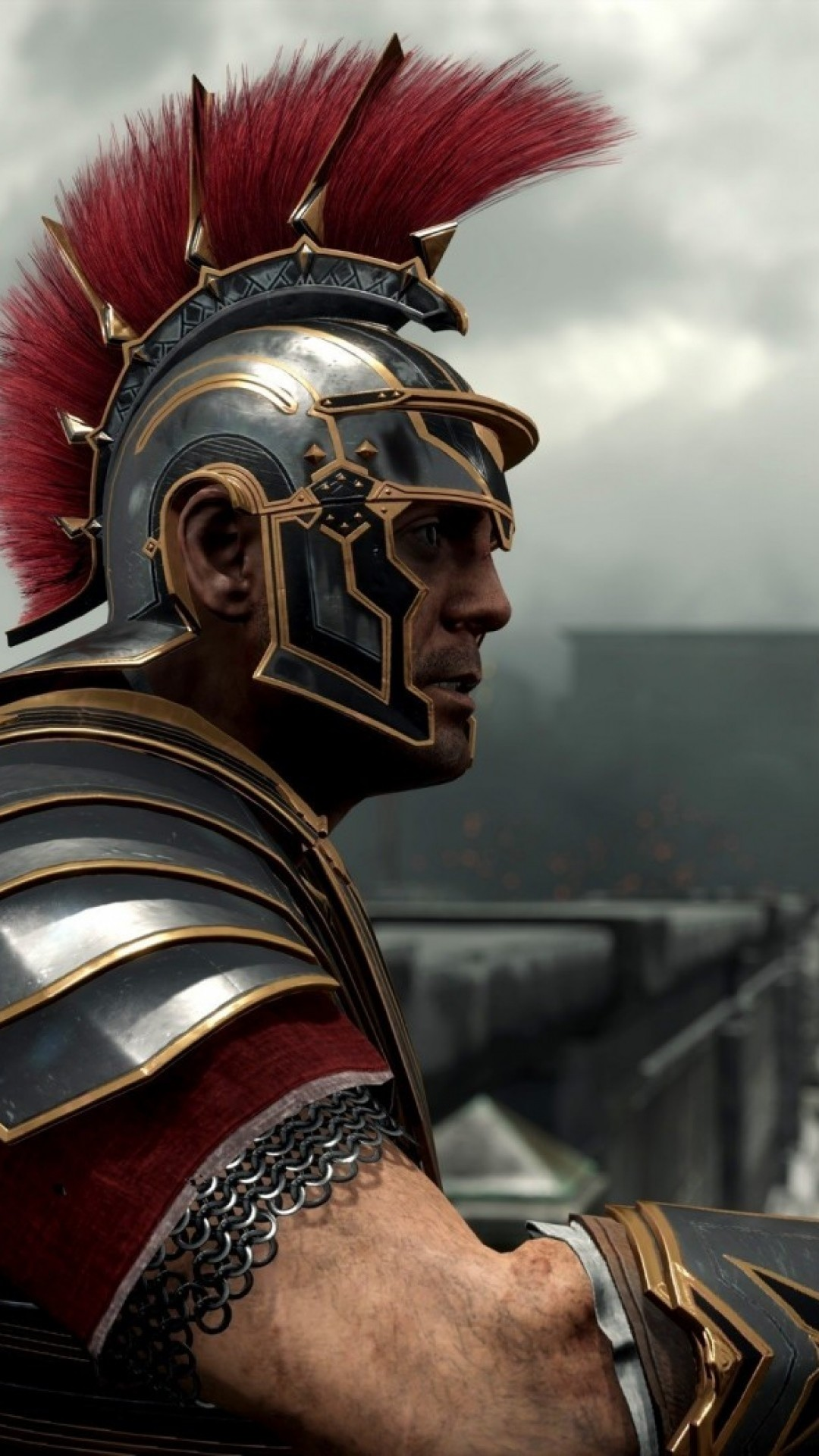 Preview wallpaper ryse son of rome, general marius titus, warriors,  legionnaires, rome
