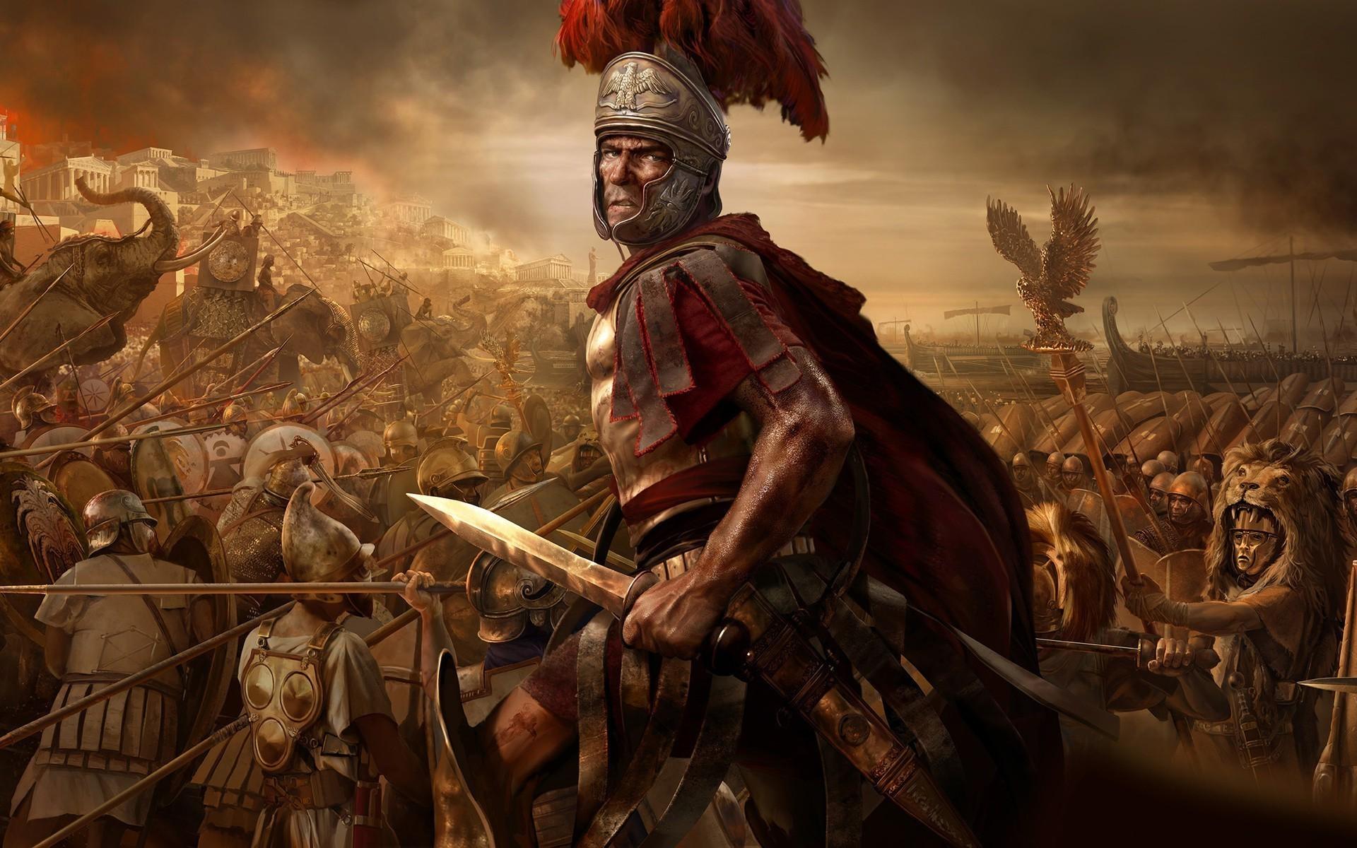 roman army wallpaper by – photo #11