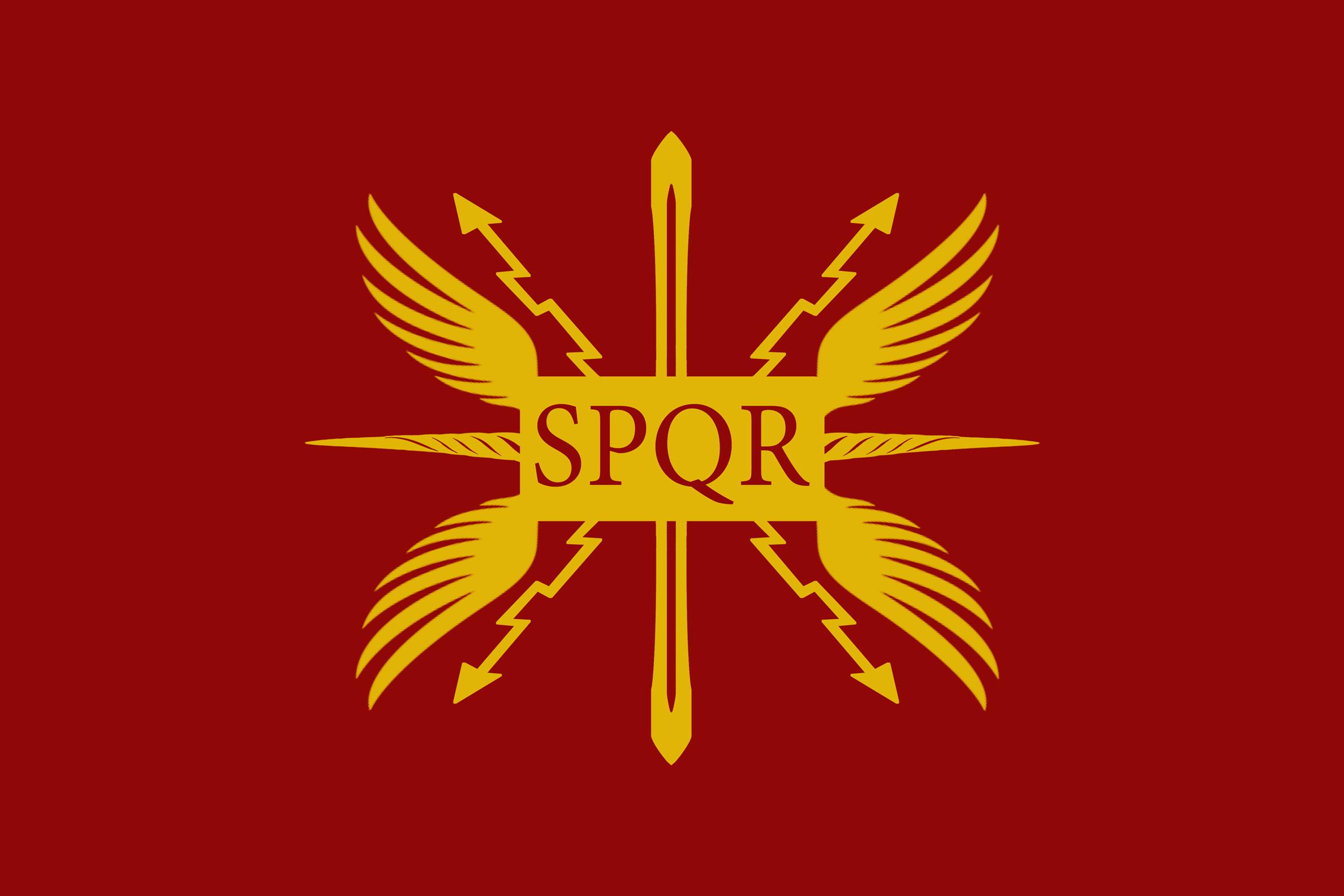 Flag of the Roman Empire [OC][FA] …