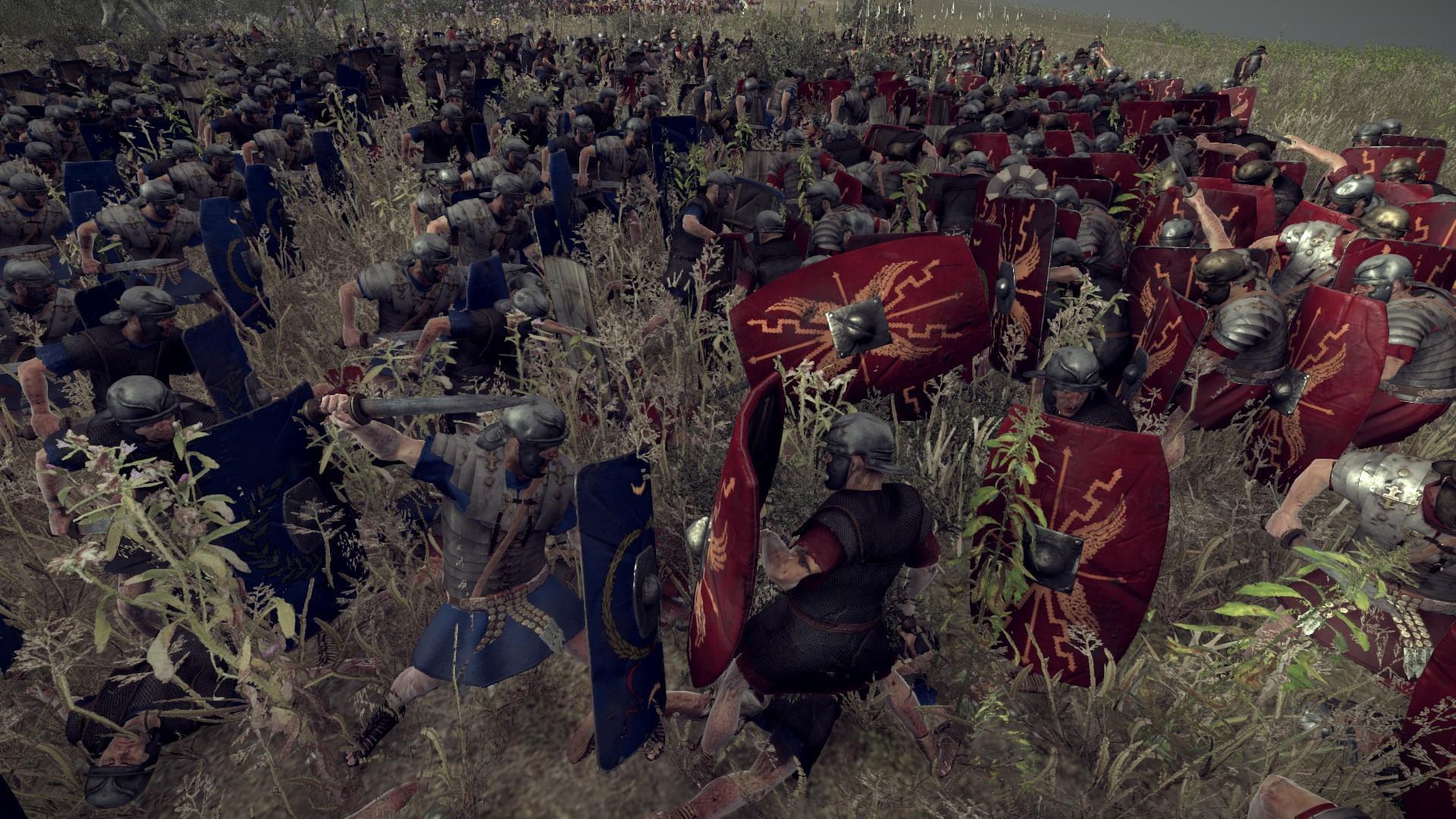 Thread: Roman civil war and Spartacus revolt