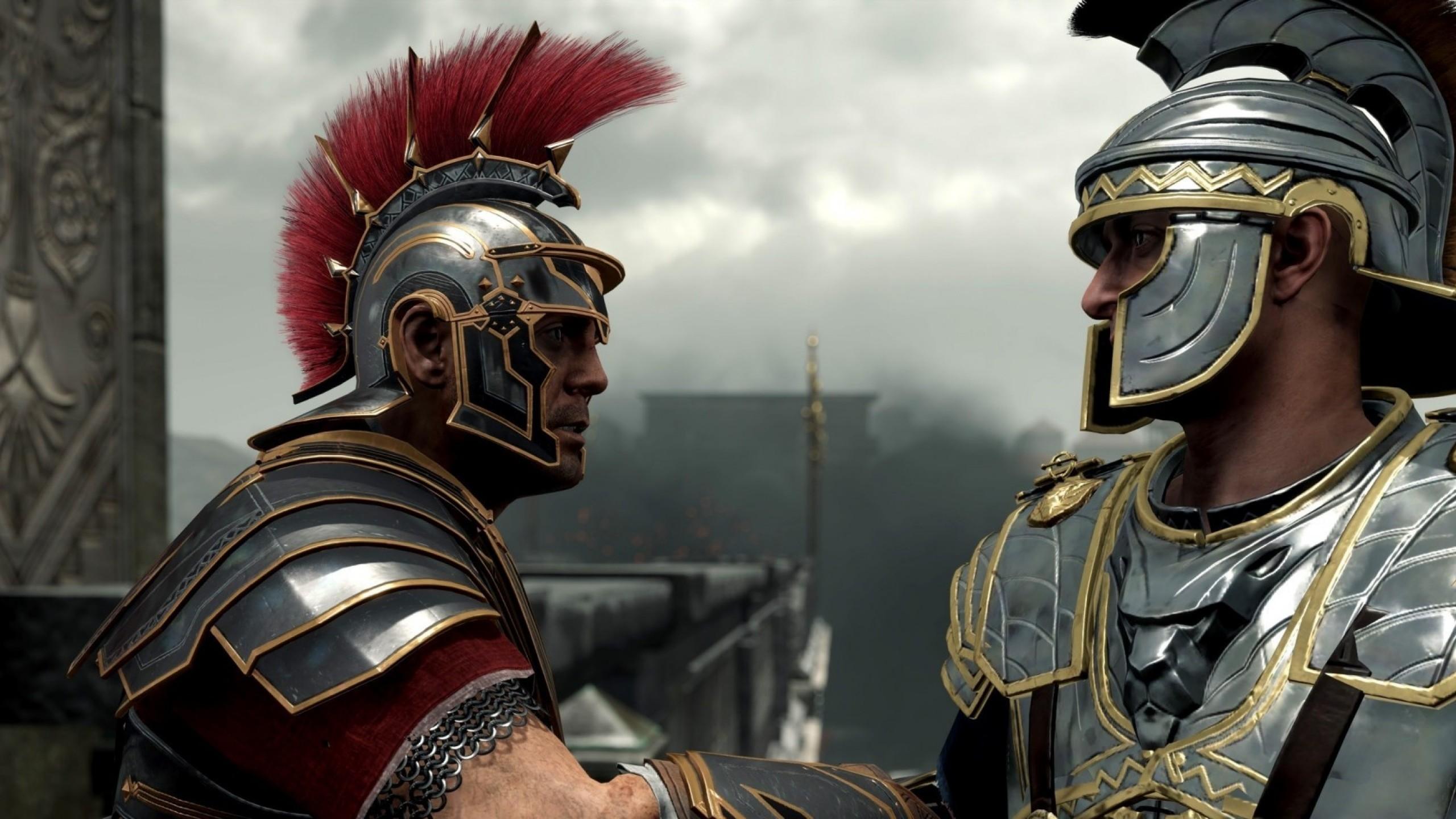 Wallpaper ryse son of rome, general marius titus, warriors,  legionnaires, rome