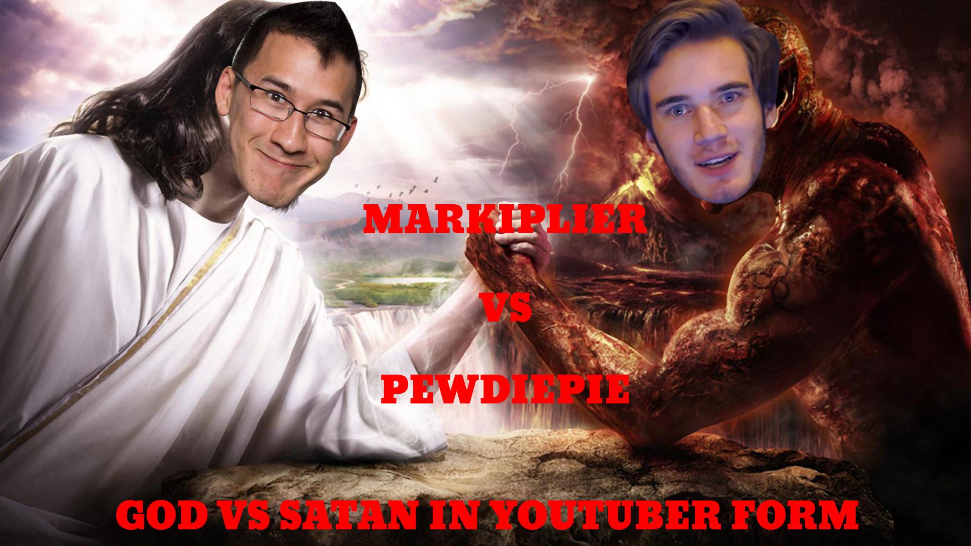 Markiplier vs PewDiePie by StoneHot316 Markiplier vs PewDiePie by  StoneHot316