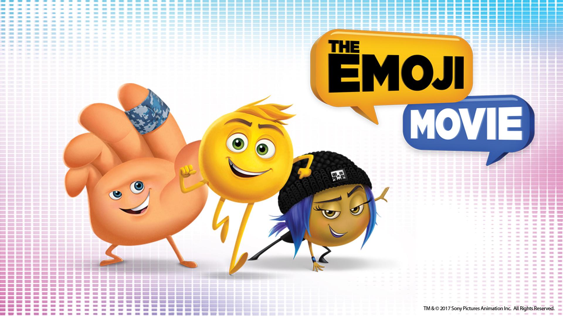 Fondos de pantalla de Los Emoji, Wallpapers HD de la película