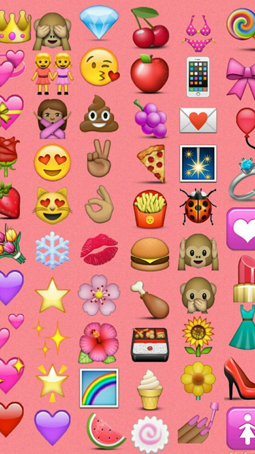 Emoji Wallpaper, Emojis