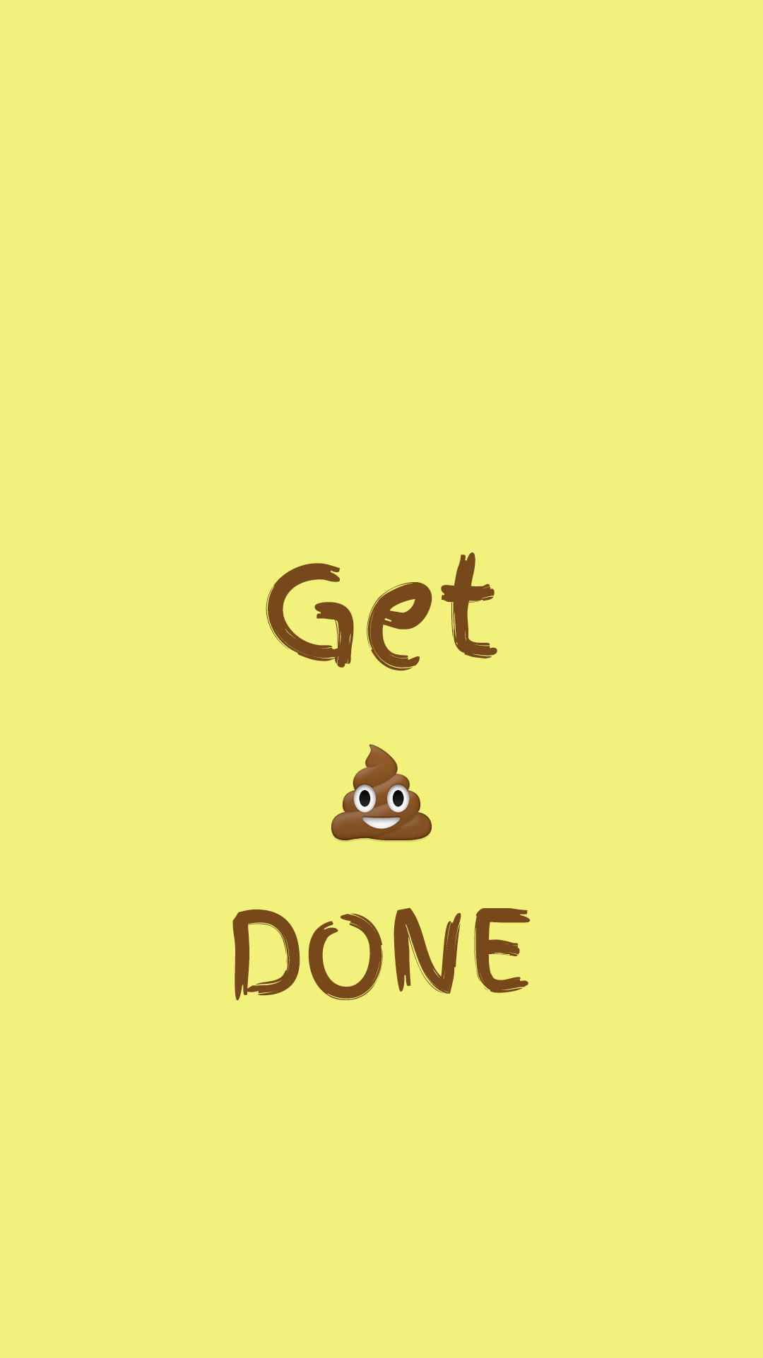 Get Shit Done iPhone 6 Plus HD Wallpaper – https://freebestpicture.com