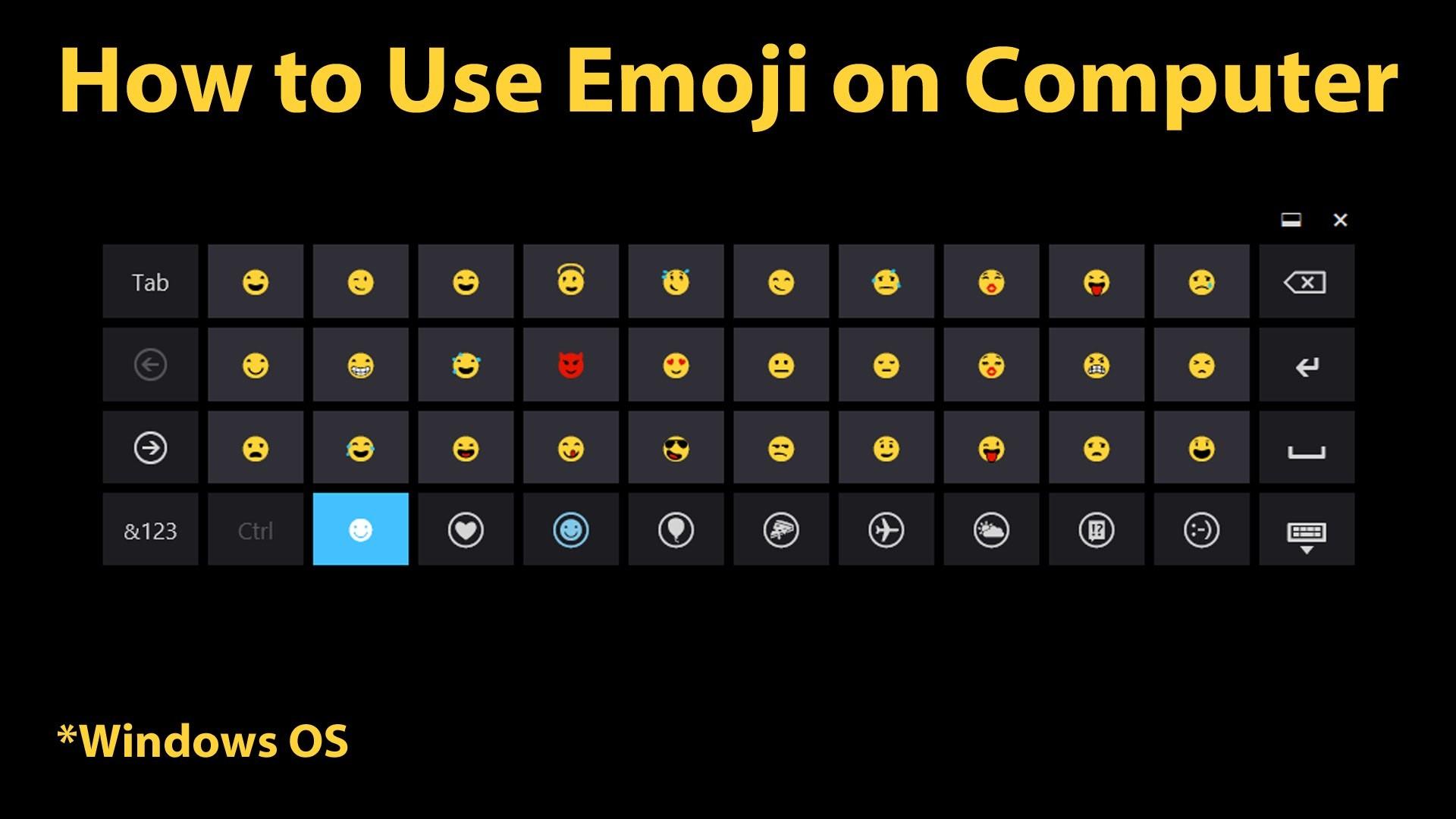 Emoji Computer Wallpaper – WallpaperSafari
