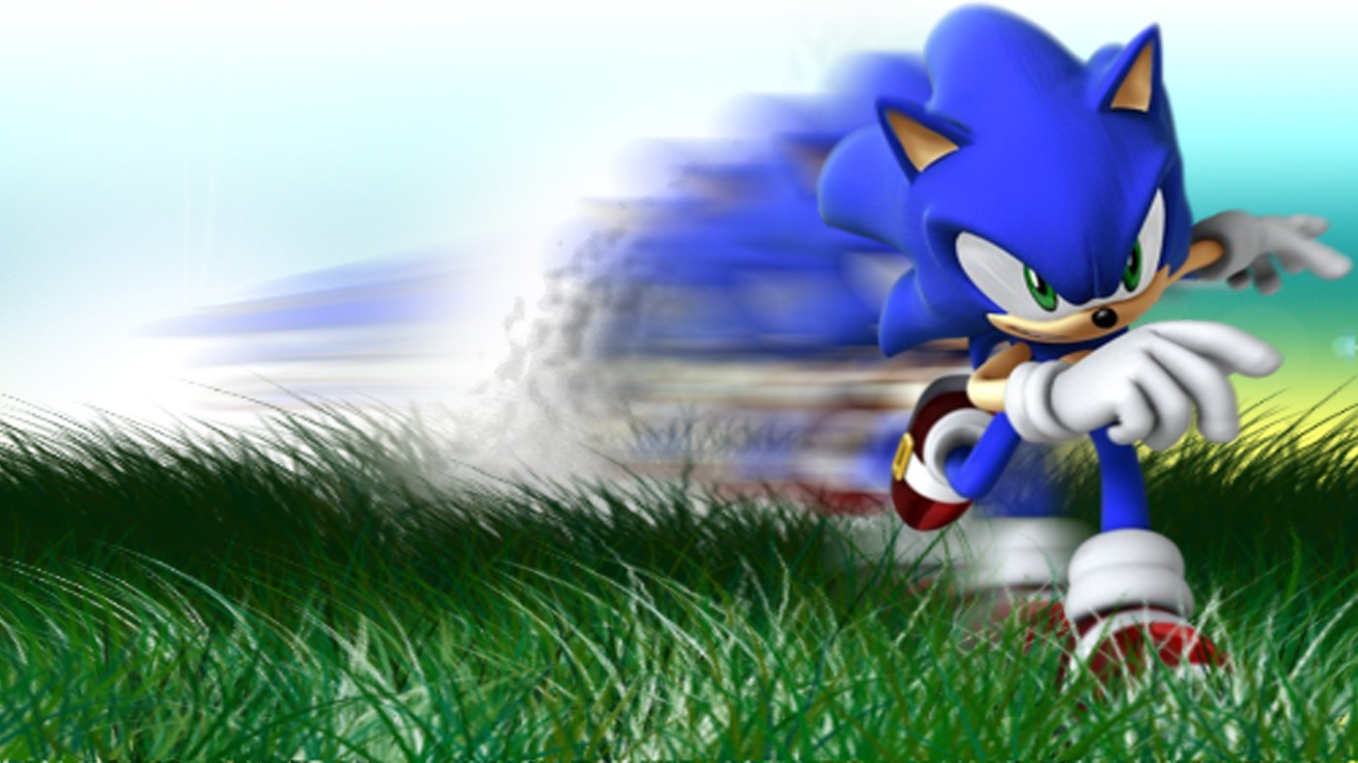 Sonic Wallpaper Cartoons Anime Animated