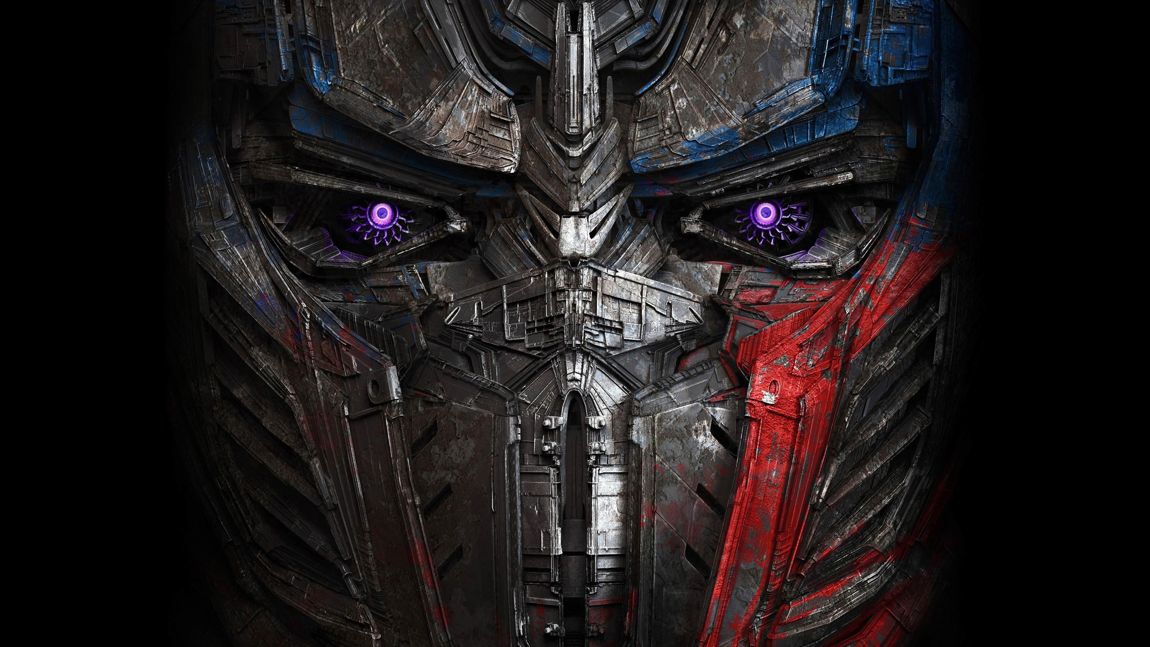 Transformers 5 The Last Knight 4K wallpaper