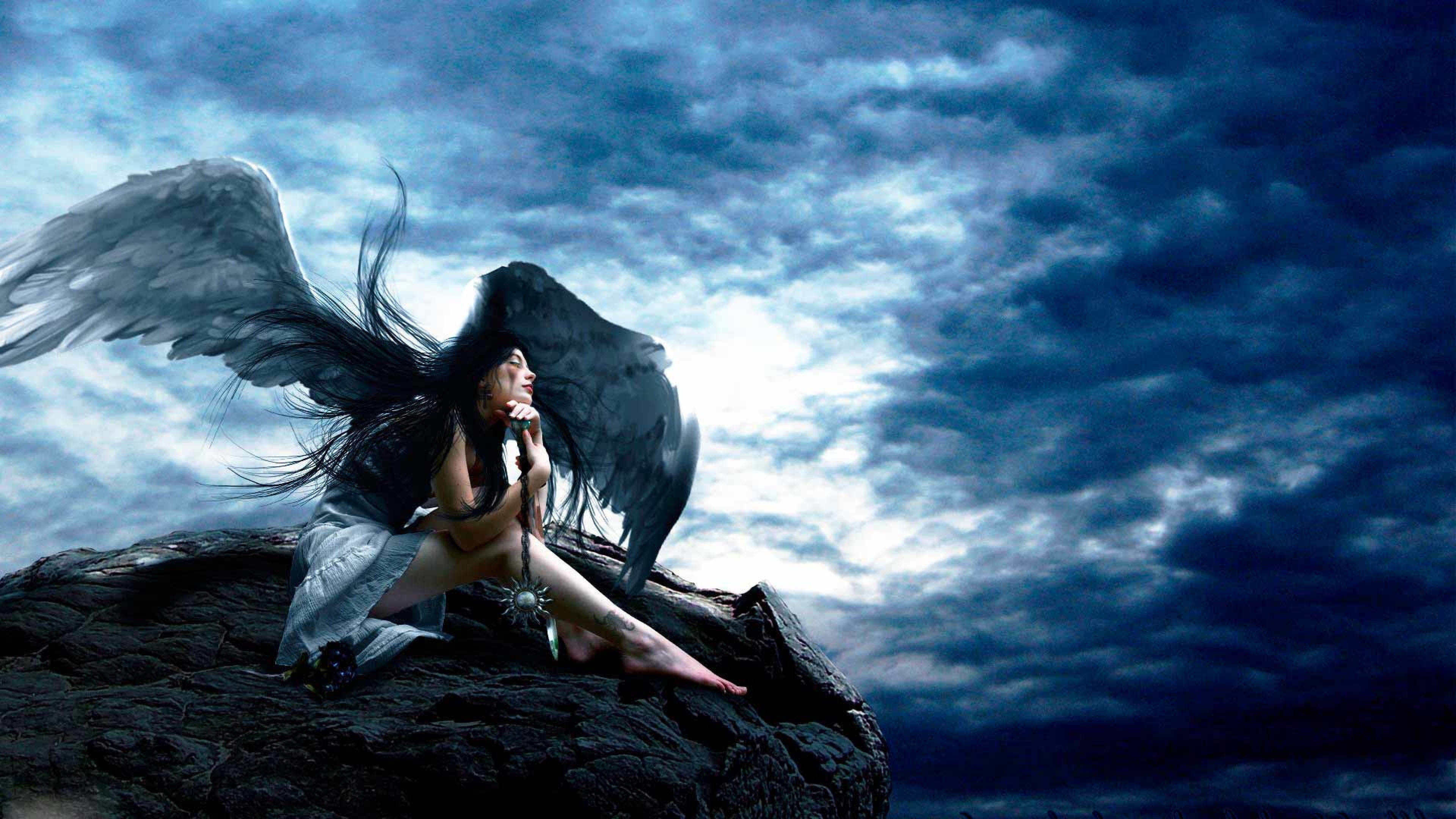 Fantasy Angel Artwork wallpaper