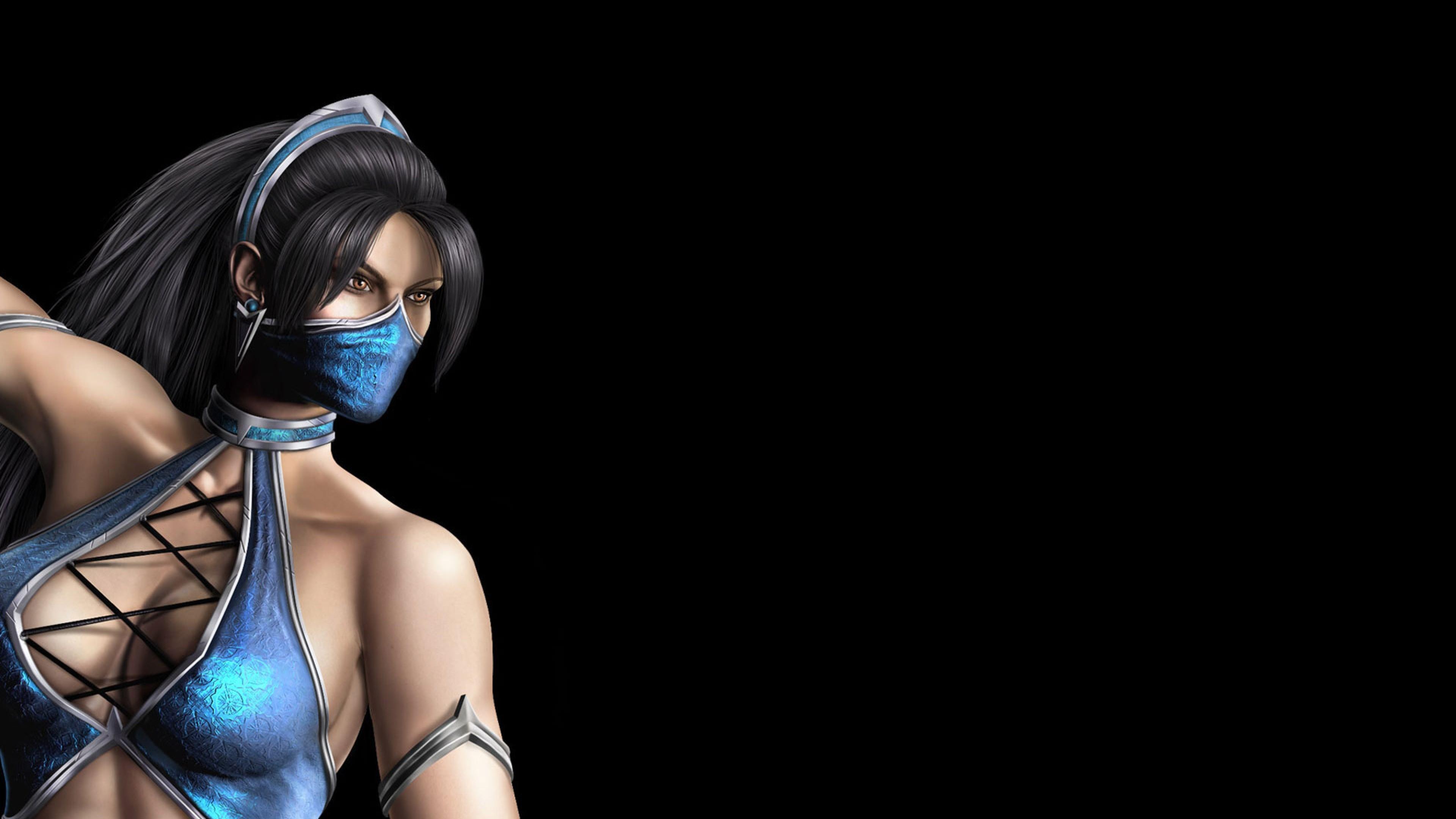 … Background 4K Ultra HD. Wallpaper kitana, princess, mortal  kombat