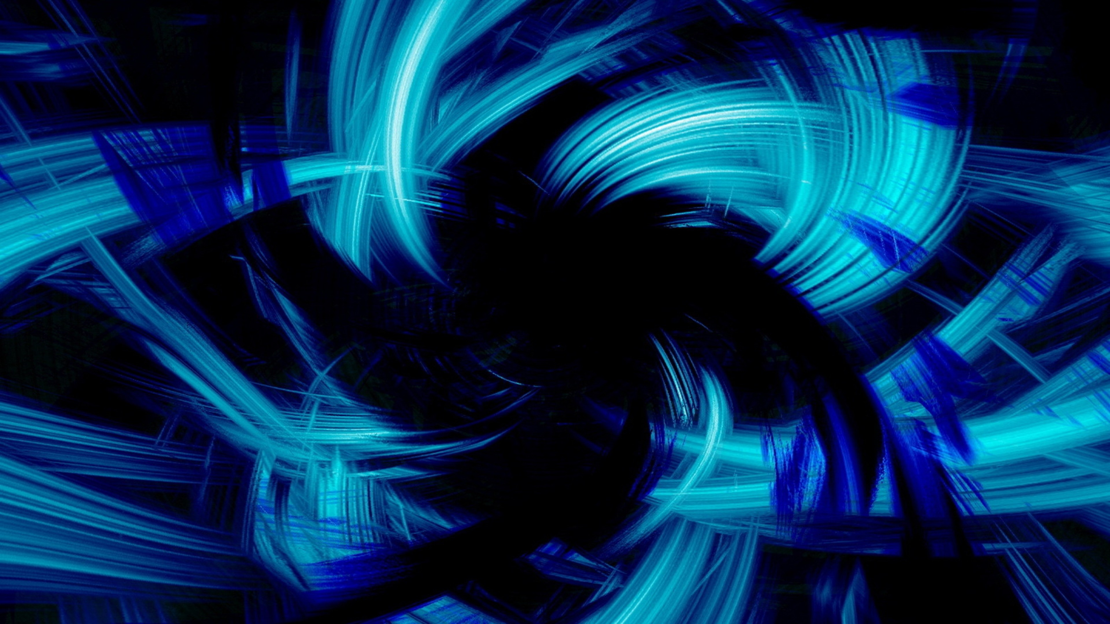 … Background 4K Ultra HD. Wallpaper neon, lines, stripes, dark