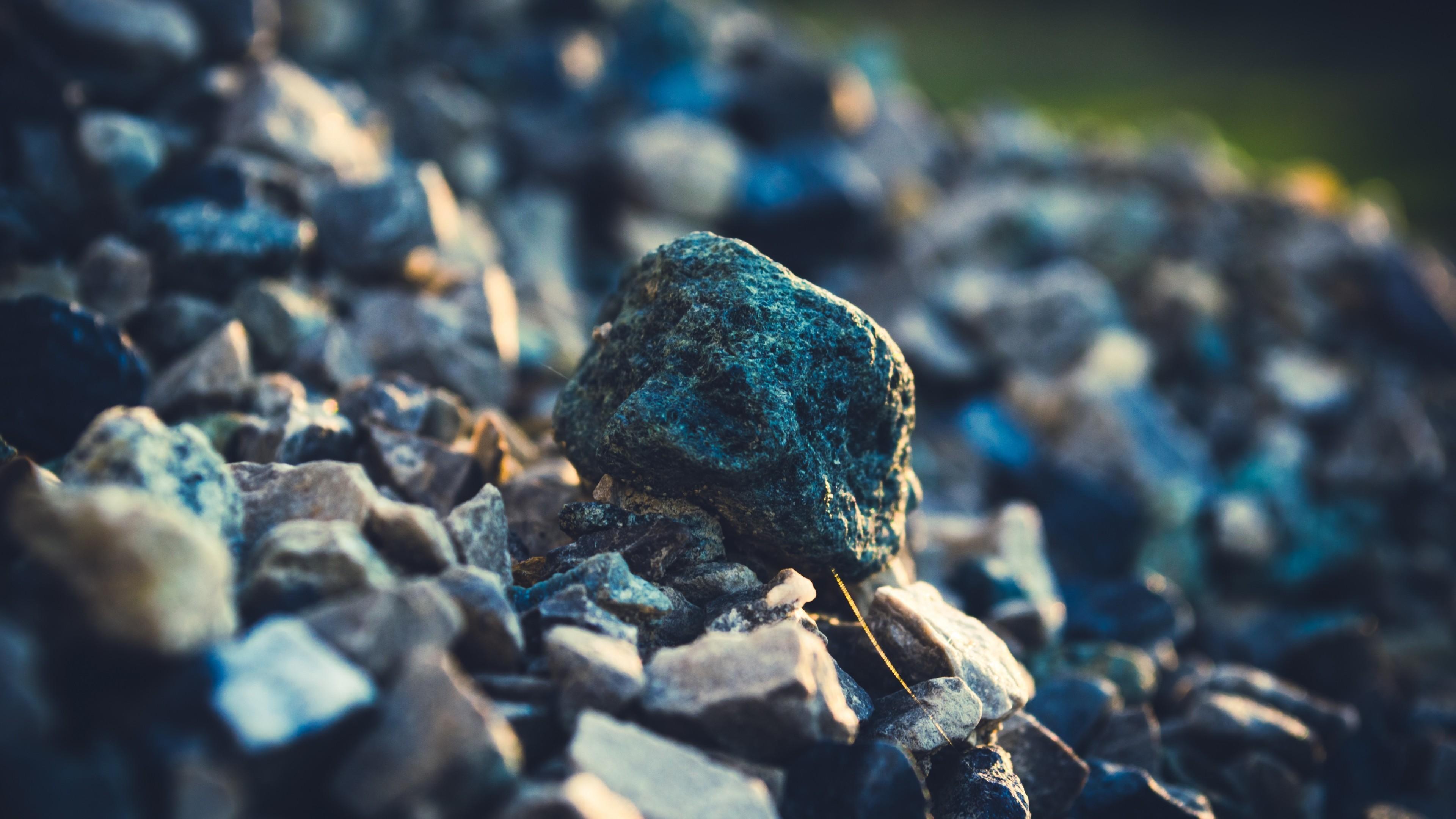 … Background 4K Ultra HD. Wallpaper stone, gravel, close-up