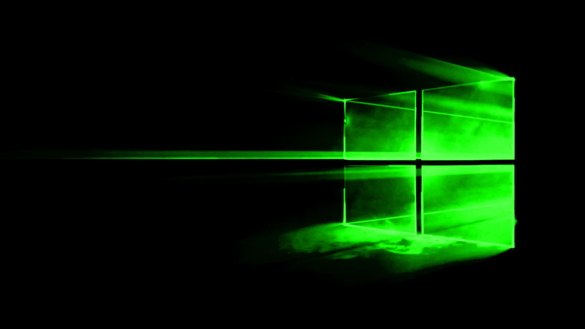 Green windows 10 wallpaper – Imgur