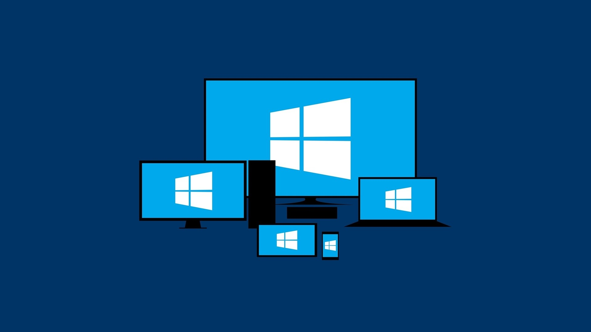 New Windows Logos Windows 10 Wallpapers