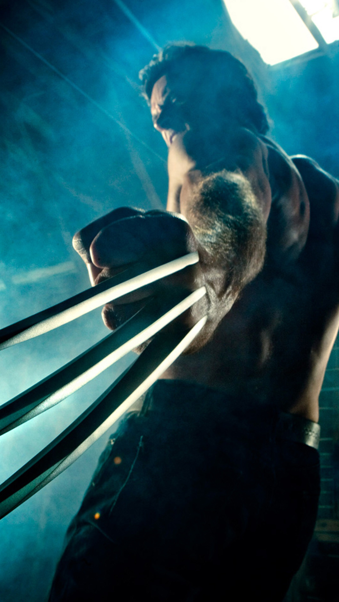 Xmen Wolverine LG G3 Wallpapers