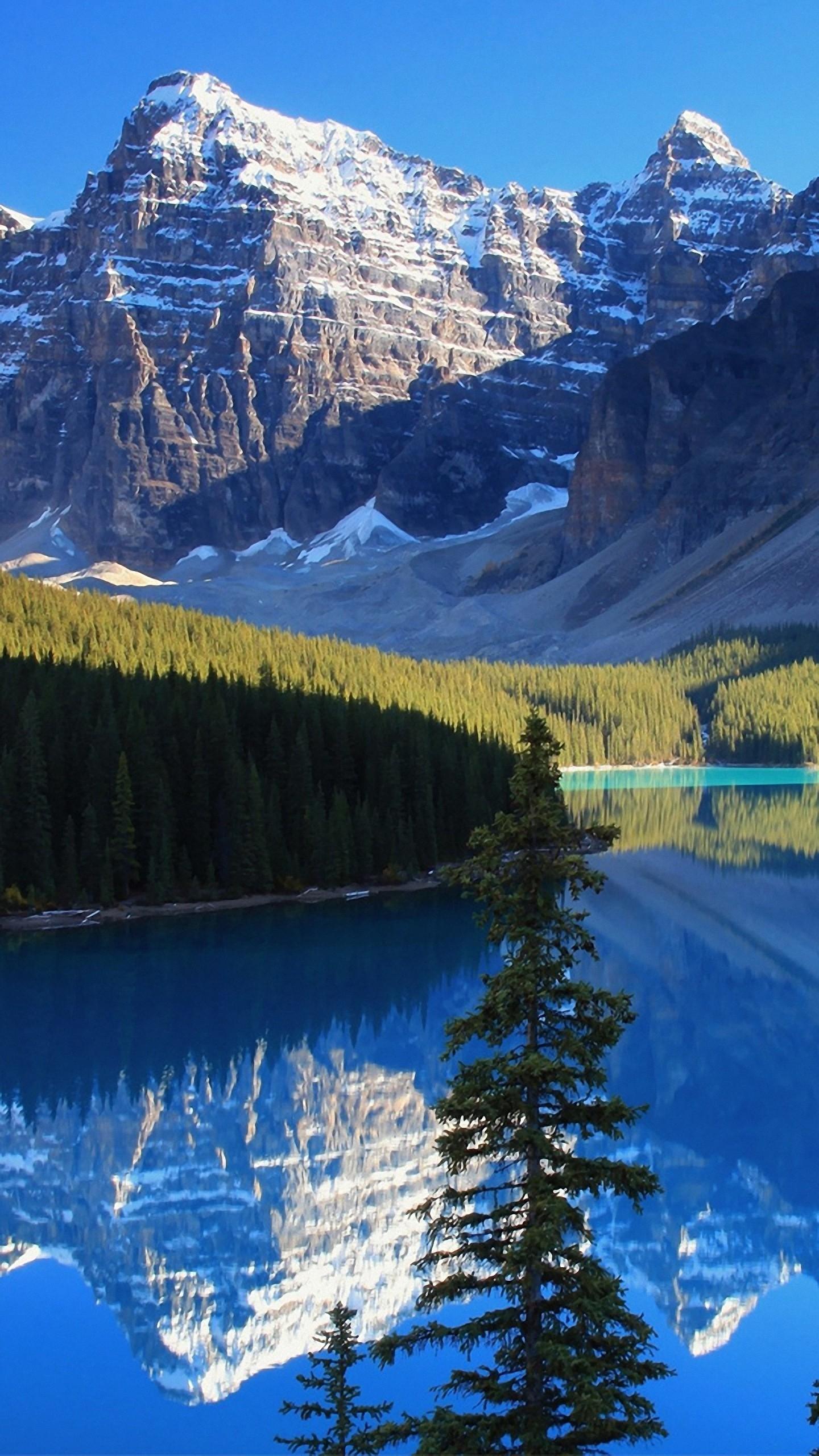 Mountain Lake – 1440×2560