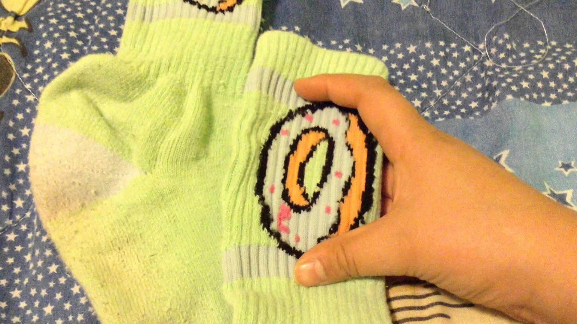 Odd future socks green