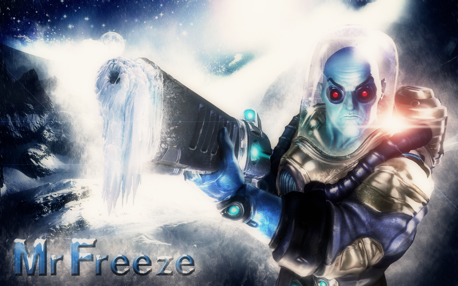 Freeze Wallpaper in HQ Resolution