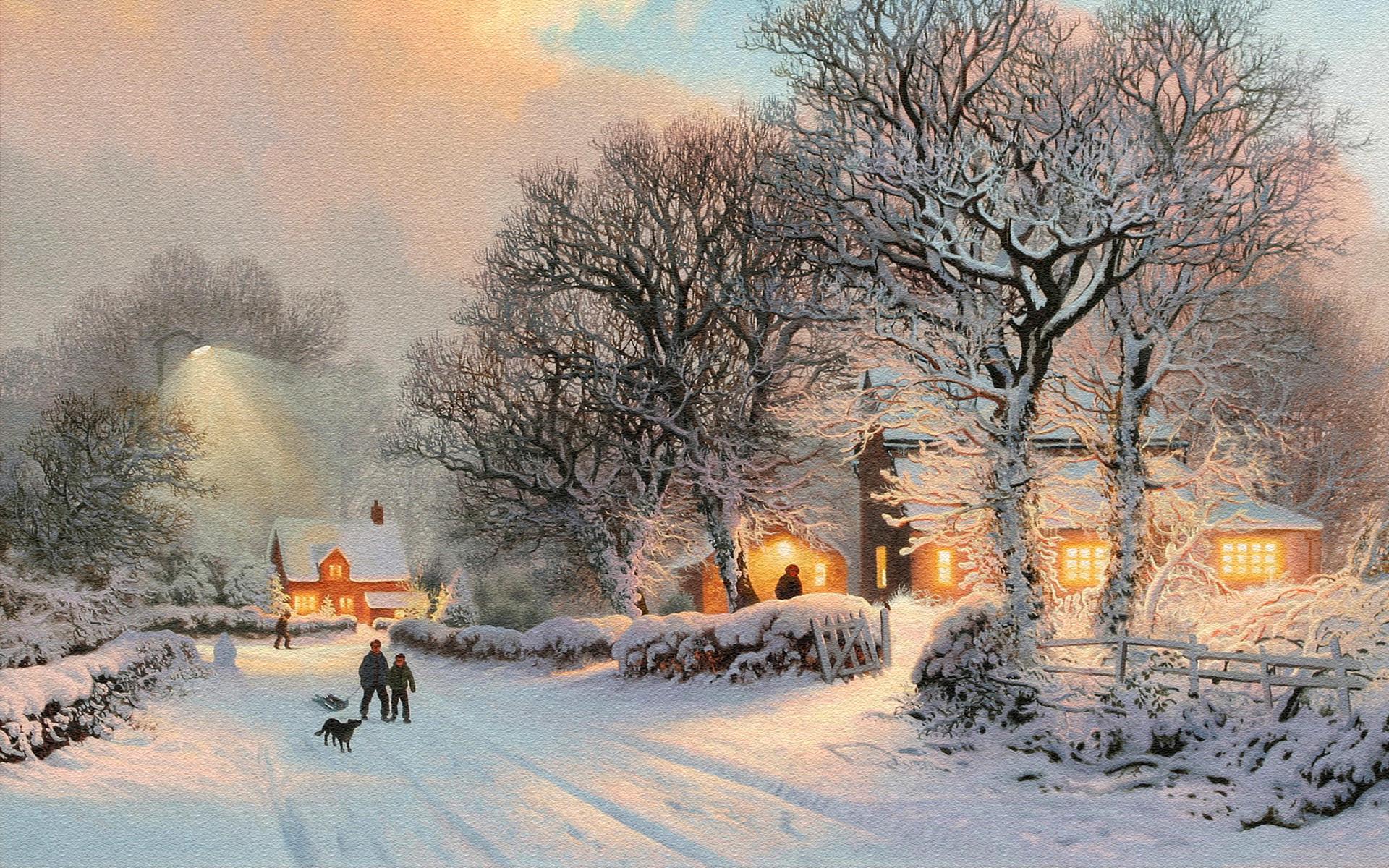 Winter Wallpaper 22
