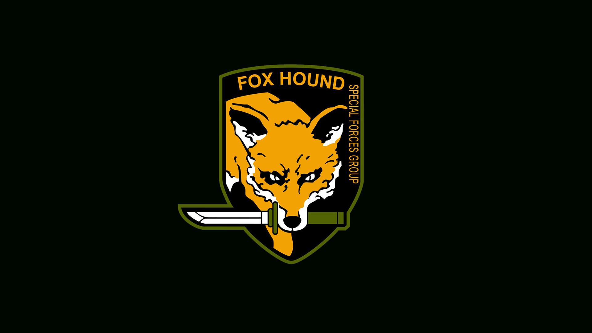 Metal Gear Solid FOX HOUND – Wallpaper