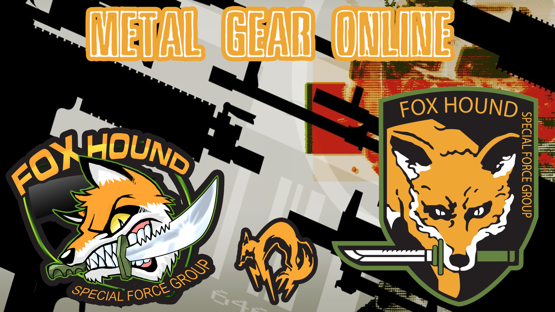 … Foxhound Wallpaper 1920 x 1080 by iCEMAN-187