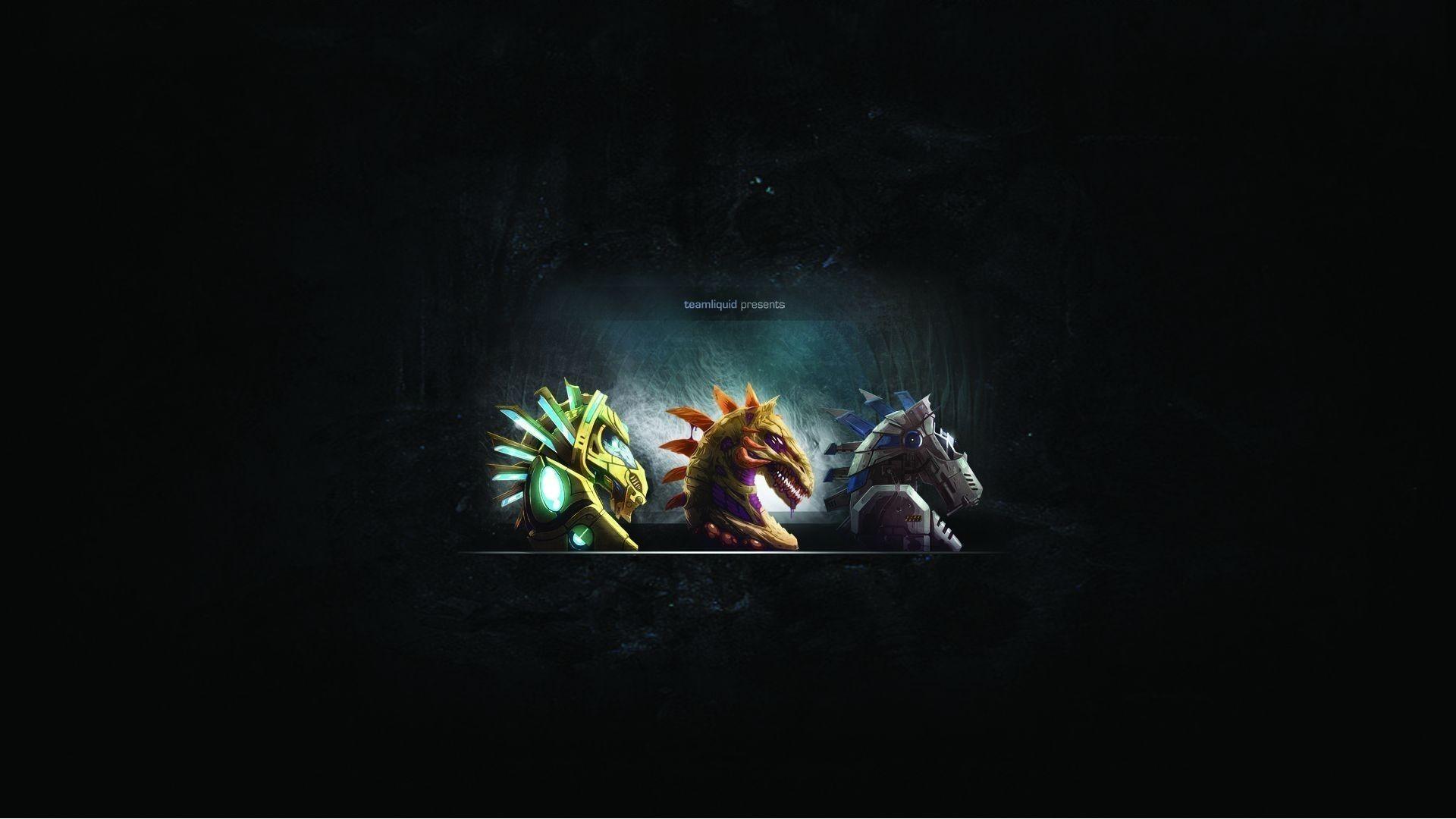 StarCraft, Zerg, Terrans, Protoss