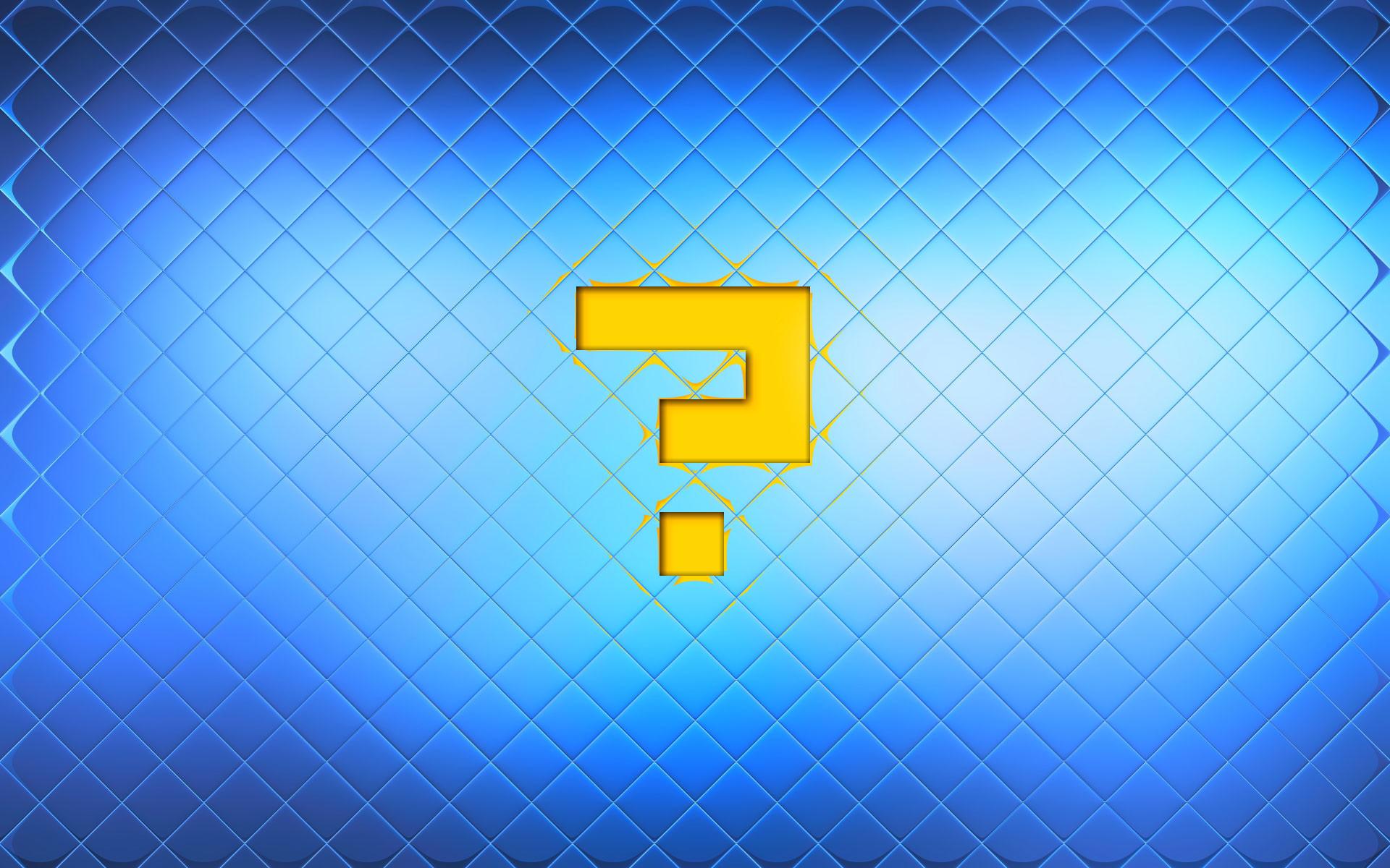 Wallpaper, Question, Widescreen, Background, Wallpapers – 1455460