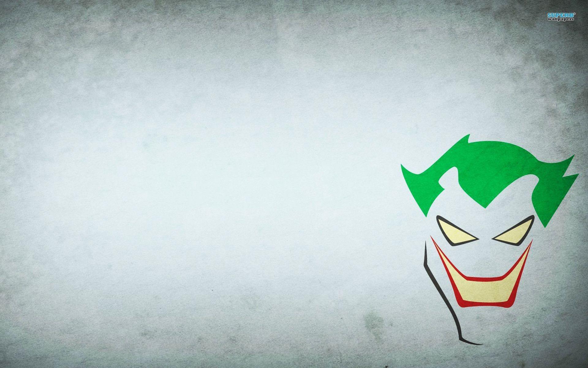 The Joker Comic Wallpaper