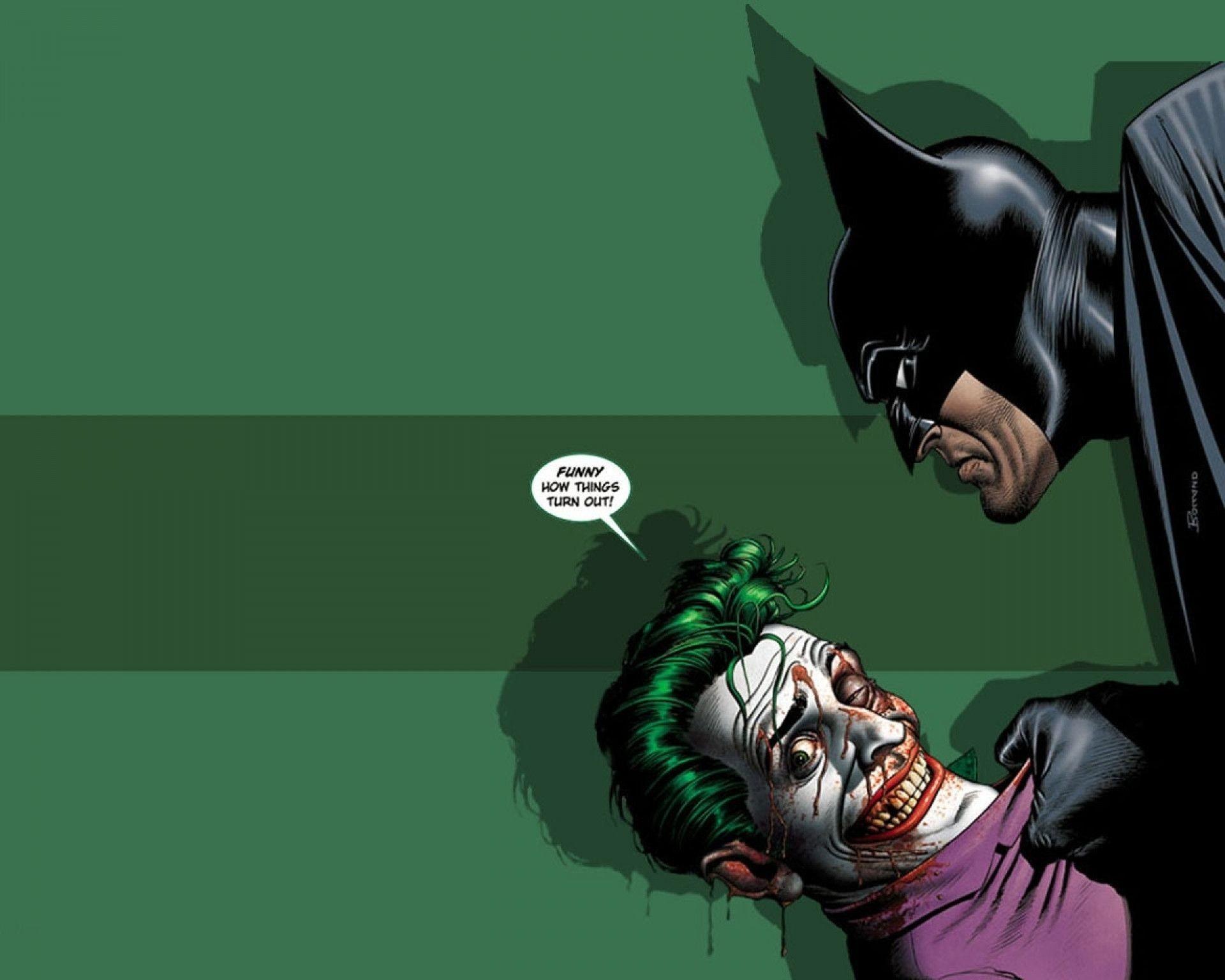 Memes For > The Joker Wallpaper Comic