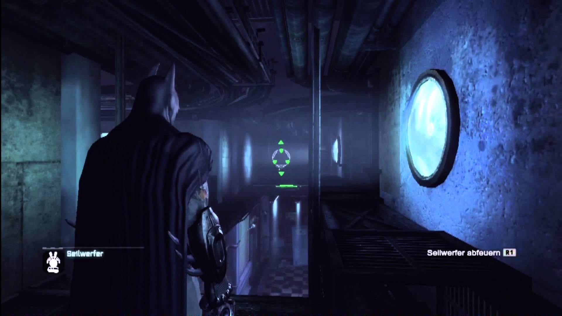 Batman – Arkham City: Riddler Question Mark GCPD