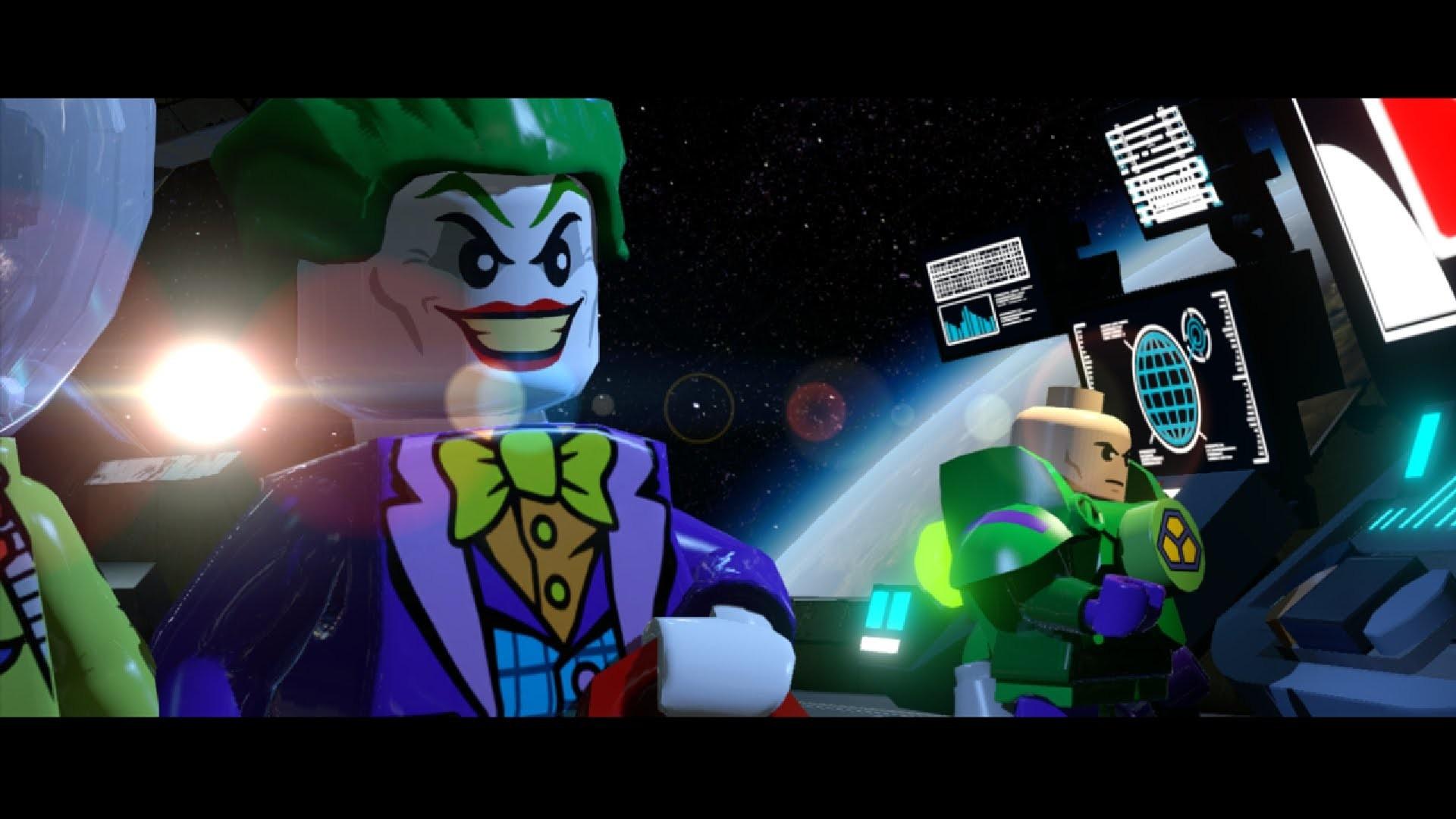 LEGO Batman 3: Beyond Gotham Weeping Angels Easter Egg