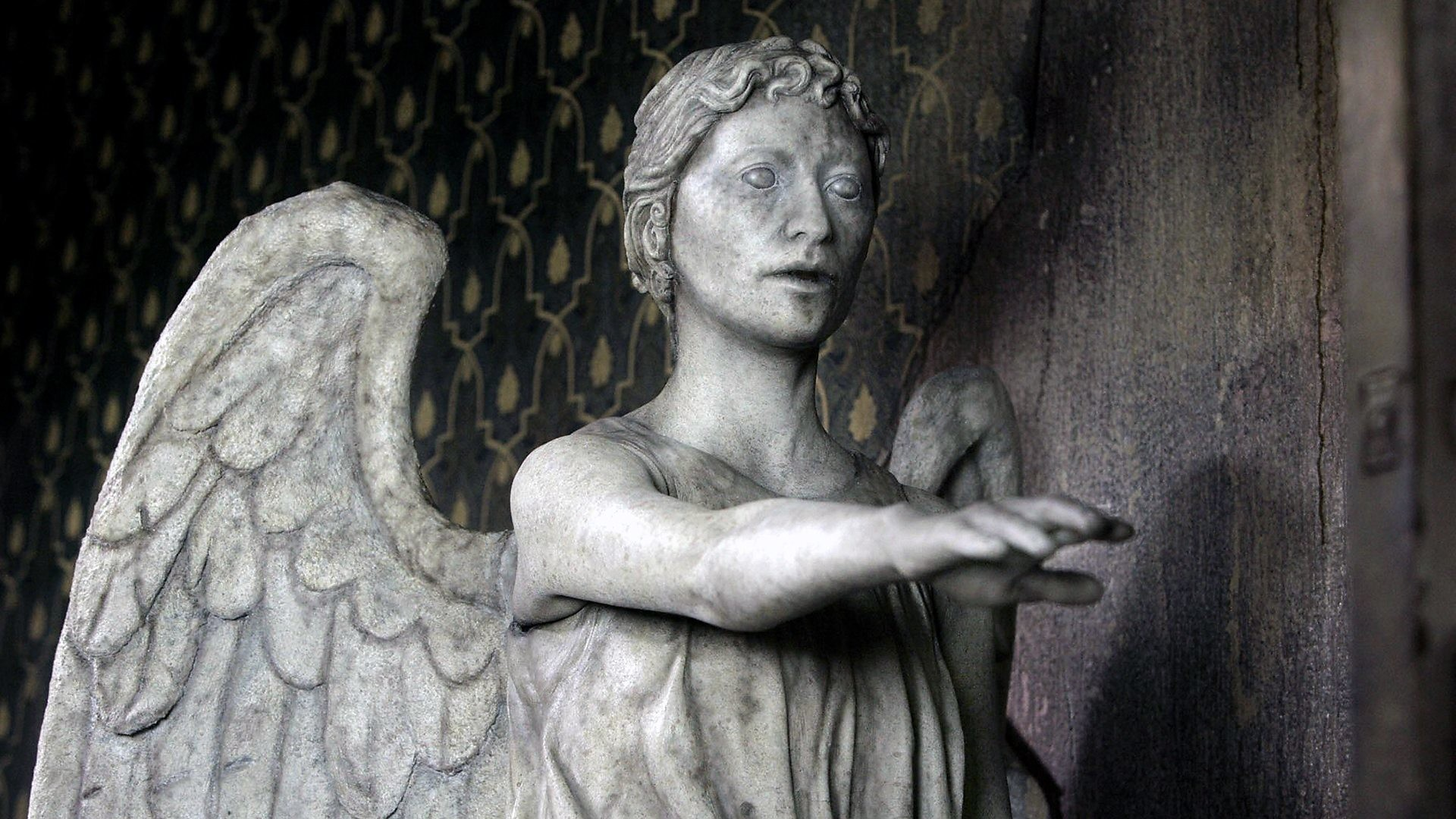 BBC Radio 4 – Radio 4 in Four, Where did the idea for the Weeping Angels  come from?