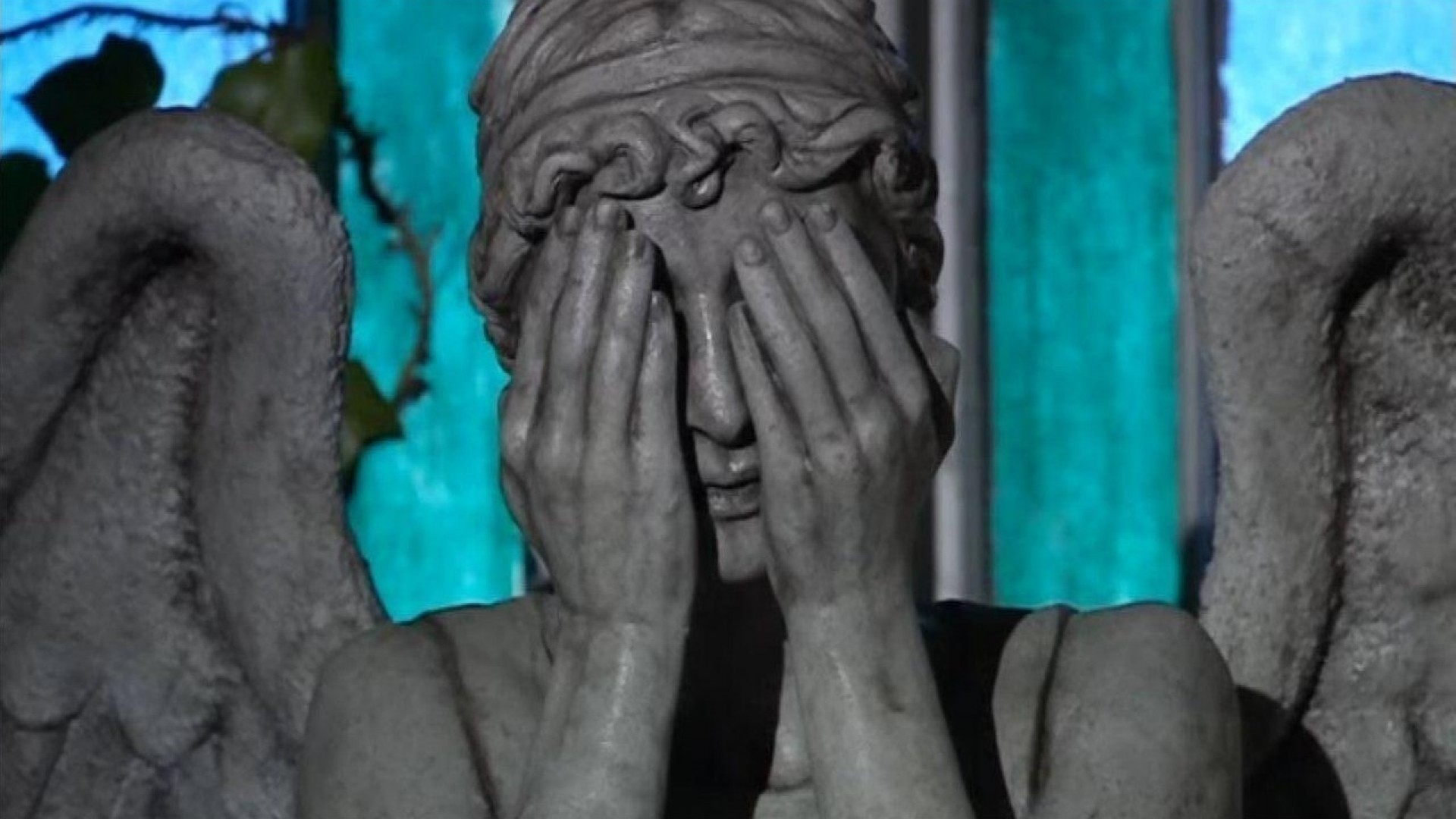 Wallpapers Weeping Angels Doctor Who Angel 1920×1080