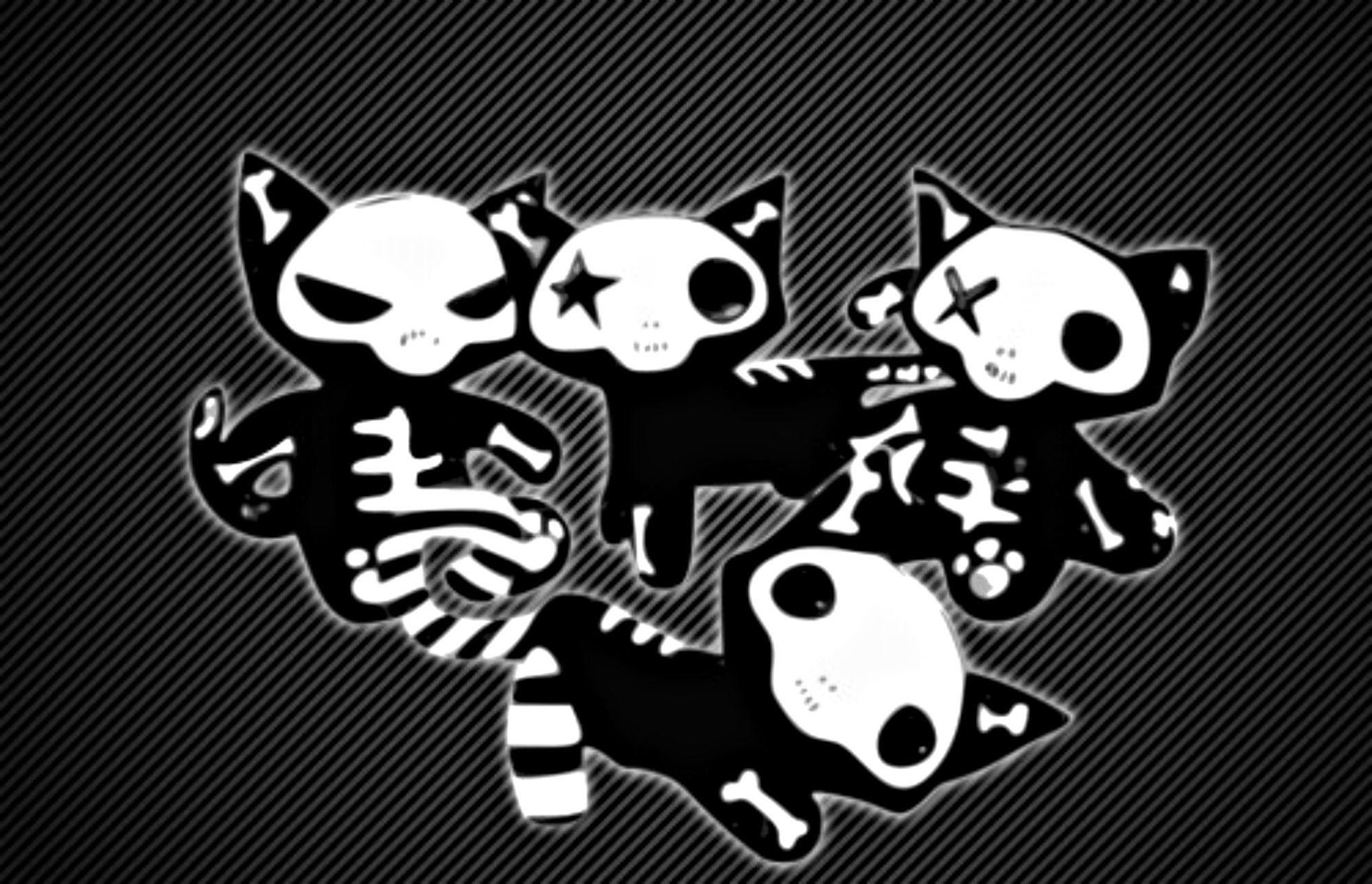 Girly Skull Wallpapers for (Android) Free Download on MoboMarket