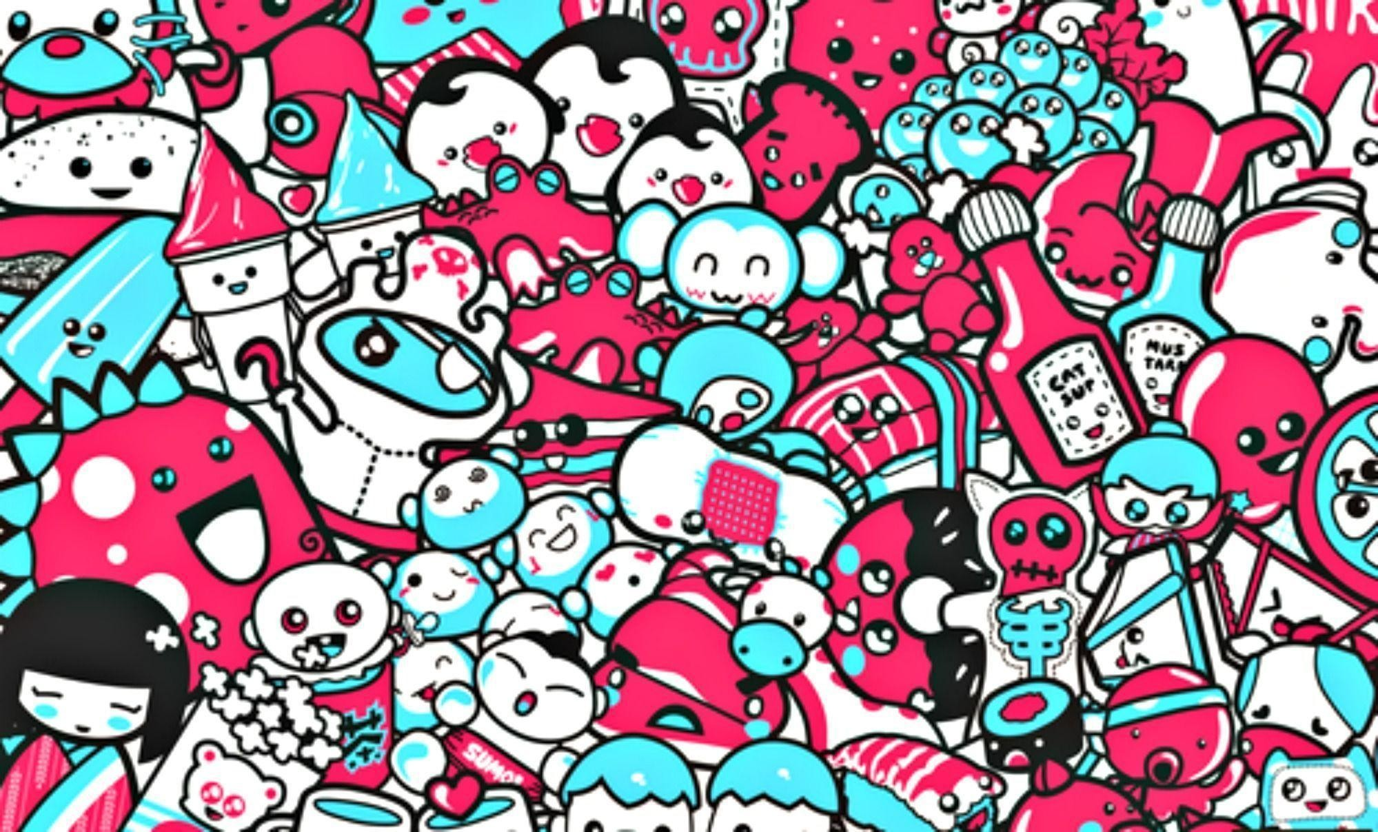 Wallpapers For > Cute Skull Wallpapers