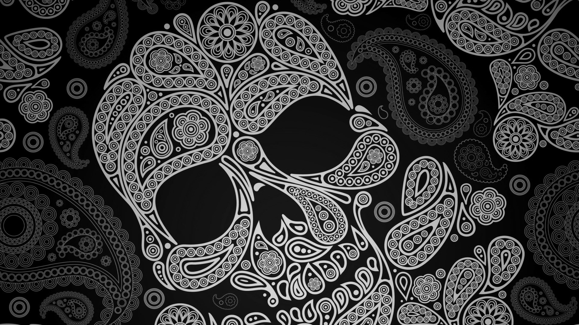 sugar skull wallpaper …