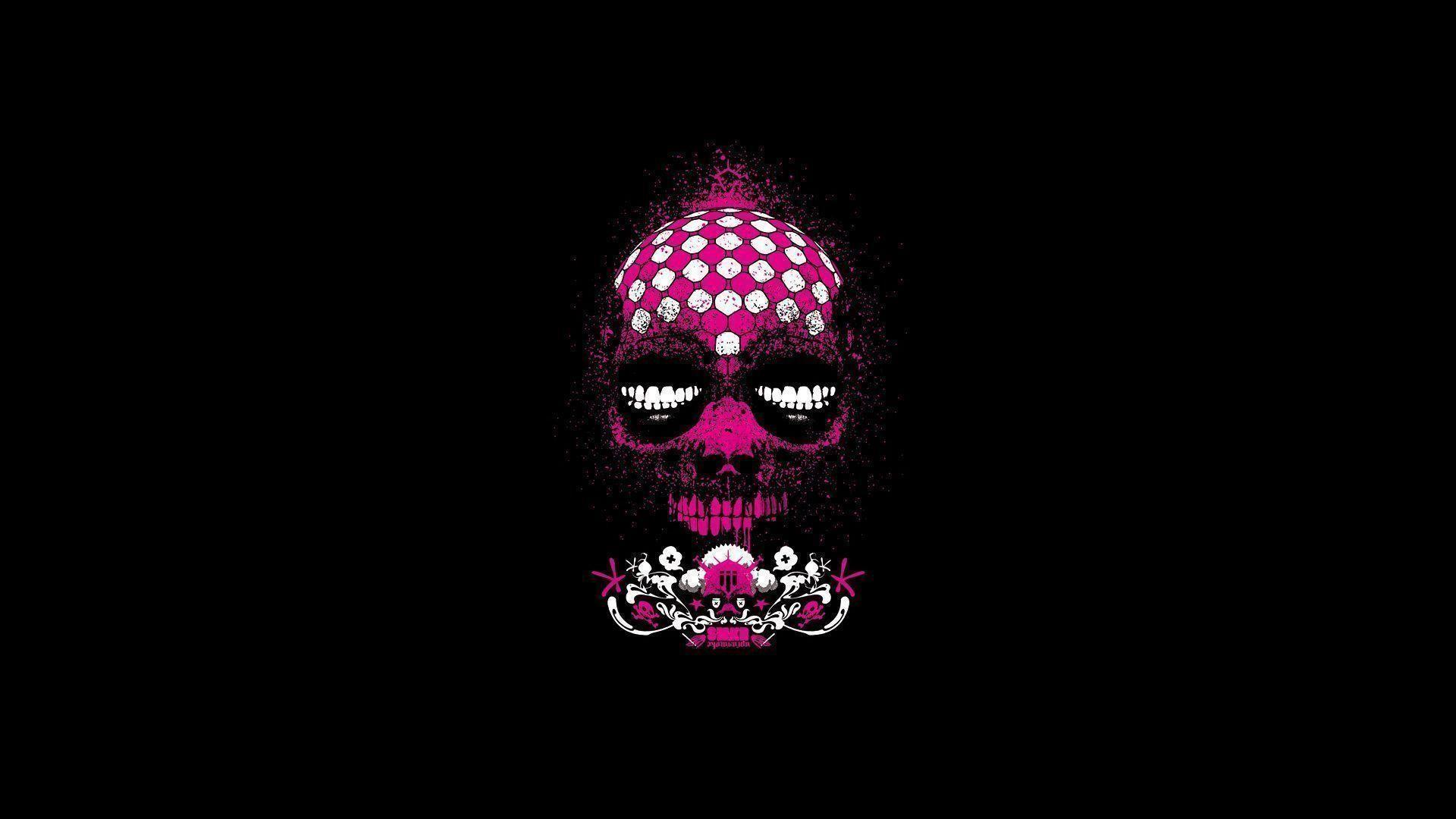 Free Pink Pop Skull Wallpapers, Free Pink Pop Skull HD Wallpapers .