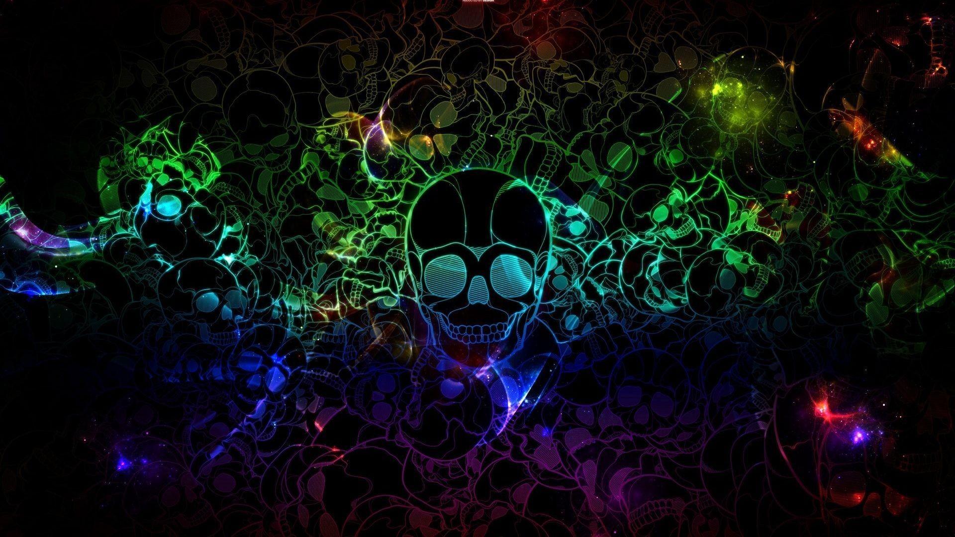 54 Girly Skull