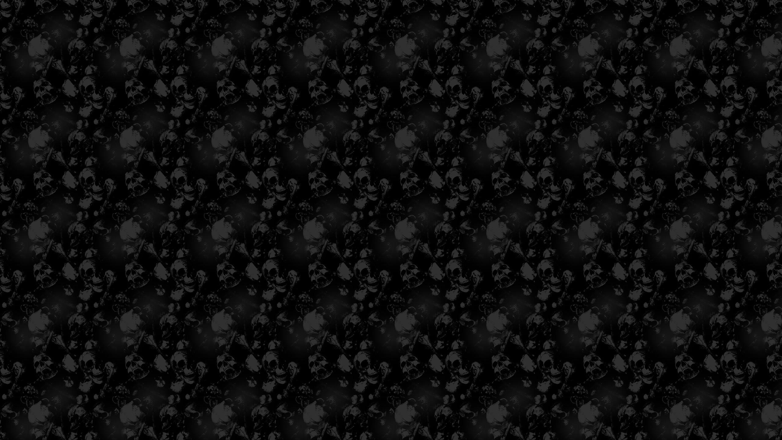 Skulls Desktop Wallpaper