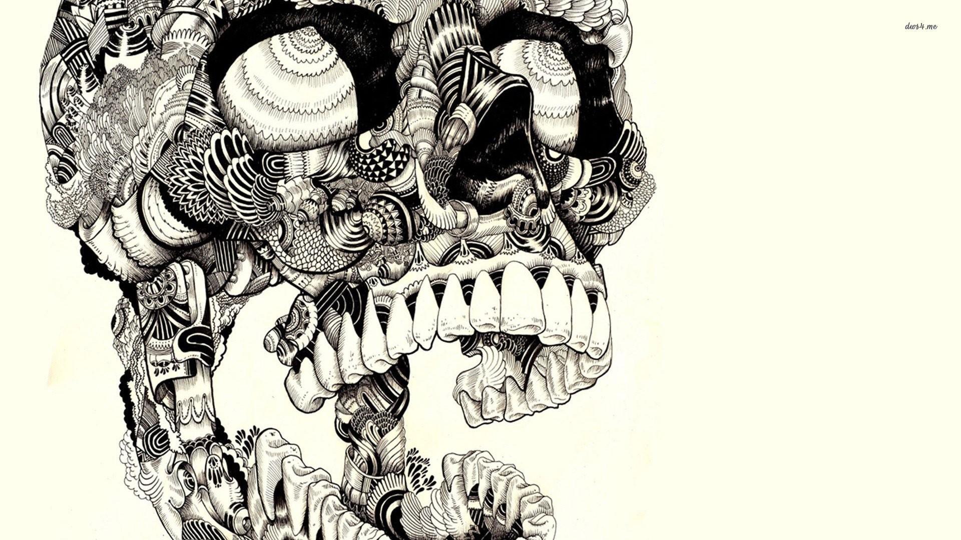 Creative Skull 537389