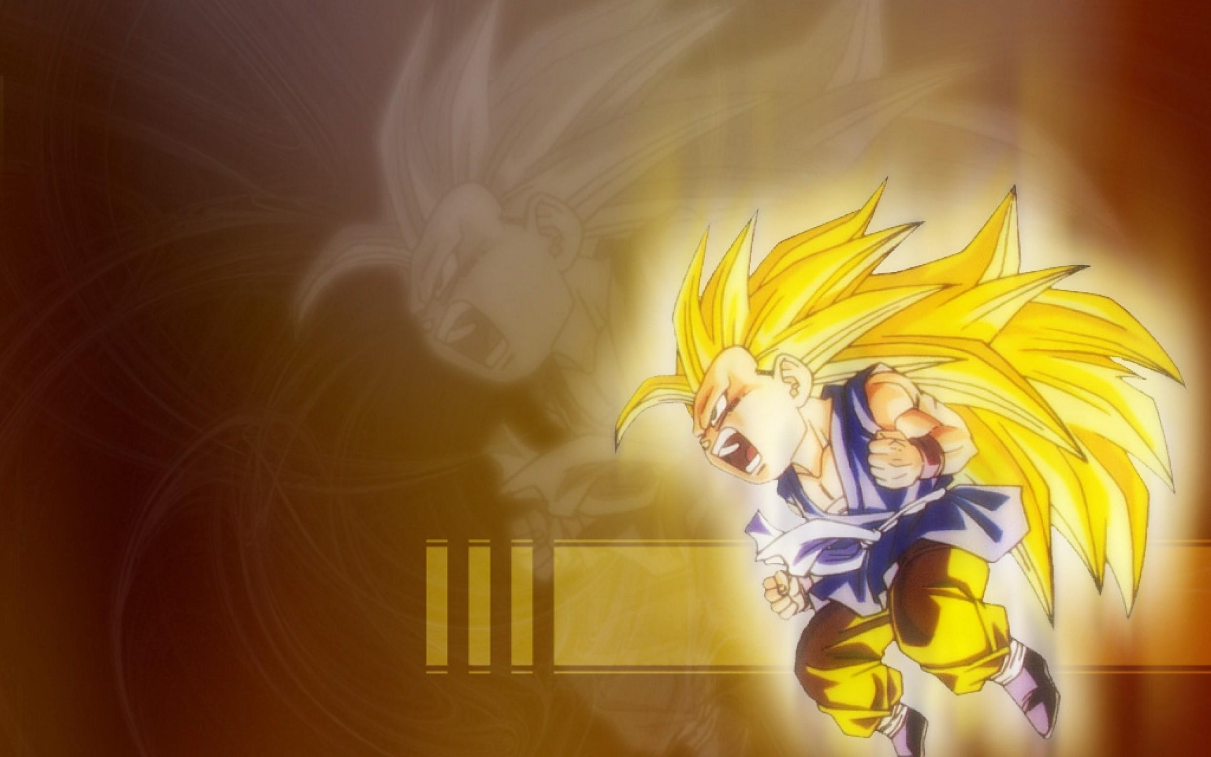 Goku Ssj Cute Desktop Wallpaper 382909hd