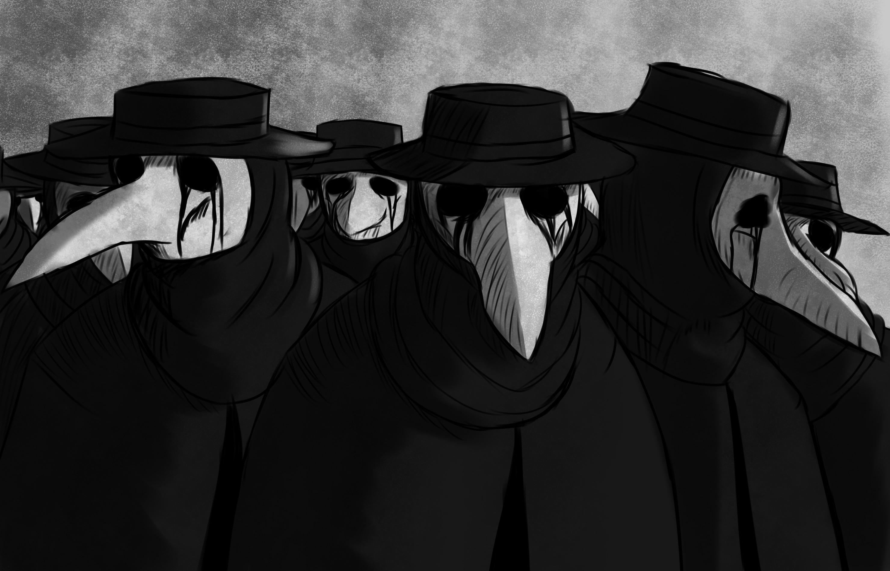 Plague Doctors by ben13241 on DeviantArt