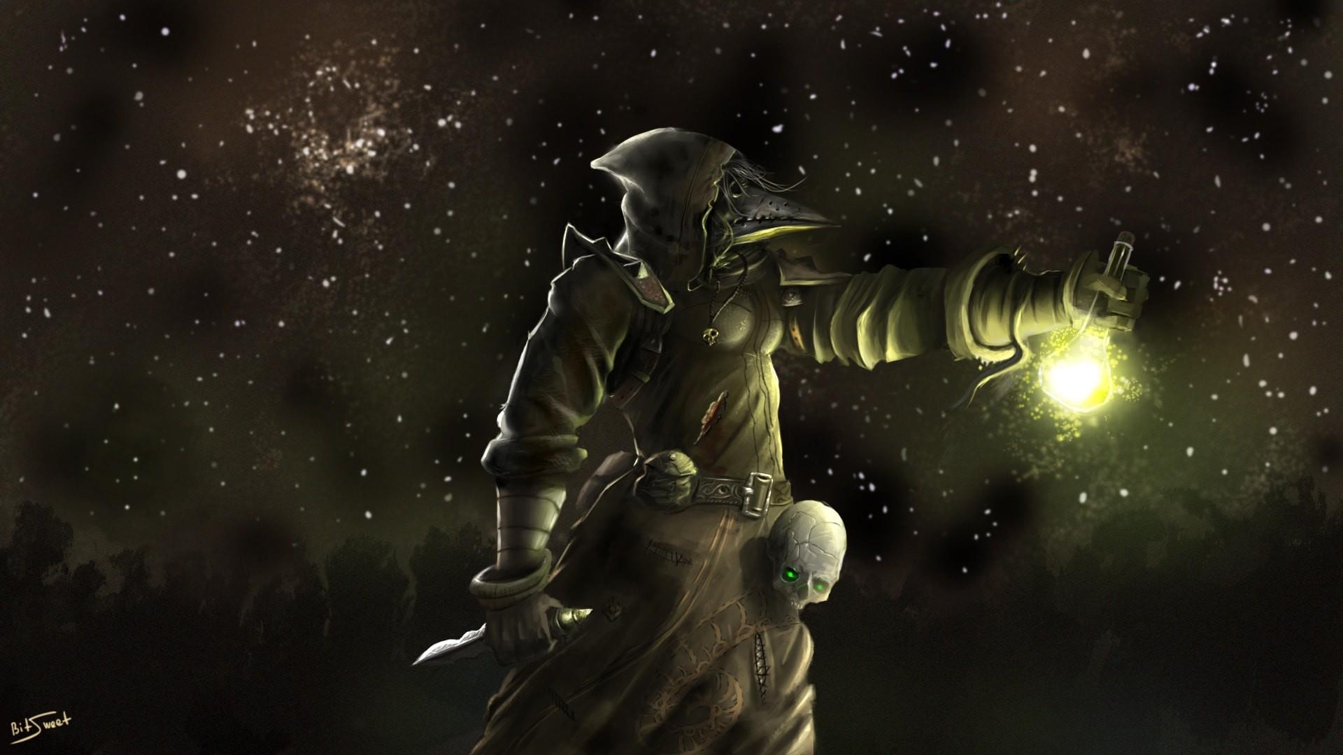Darkest Dungeon: Plague Doctor HD pictures