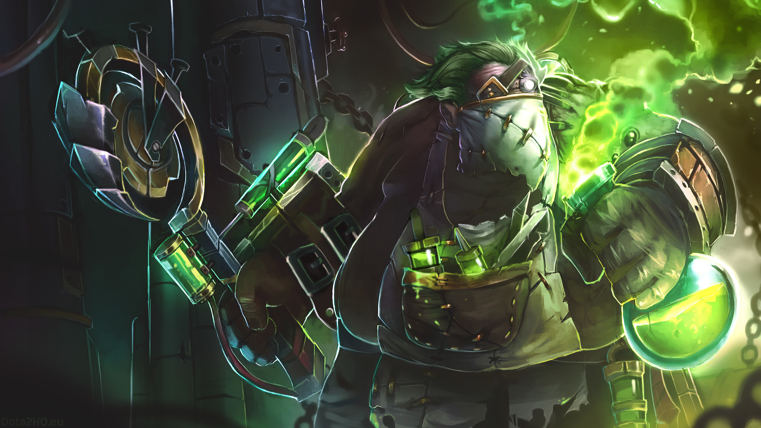 Pudge The Plague Doctor