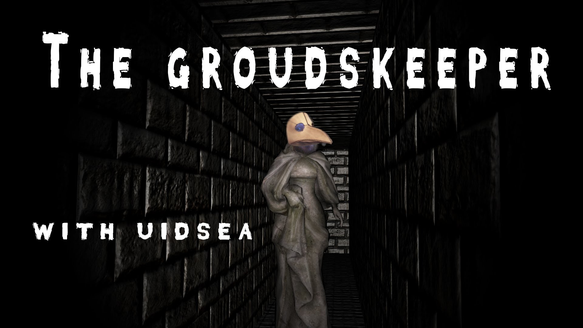 The Groundskeeper   Plague Doctor Peek-a-Boo