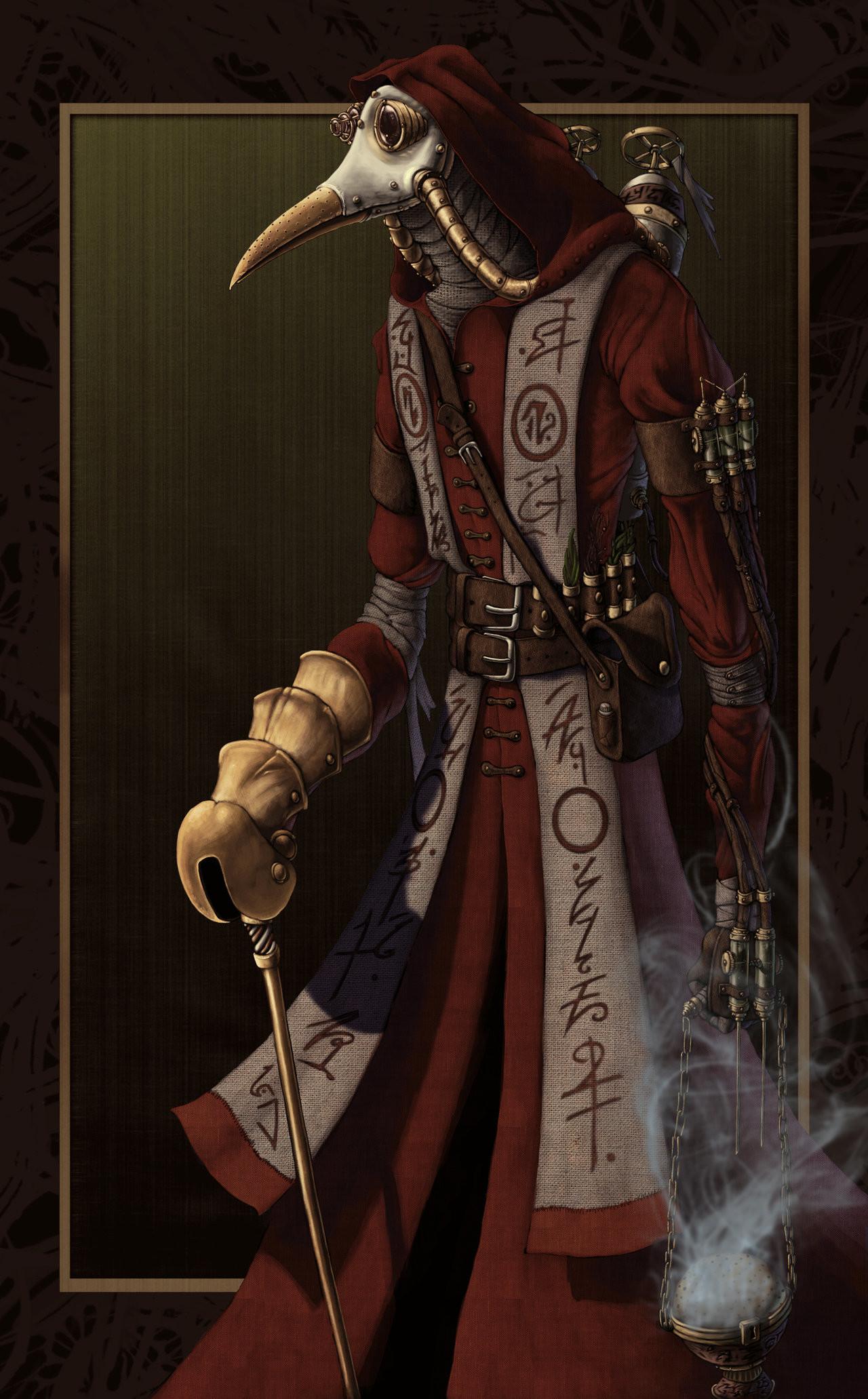 Plague Doctor by Malignanttoast Plague Doctor by Malignanttoast